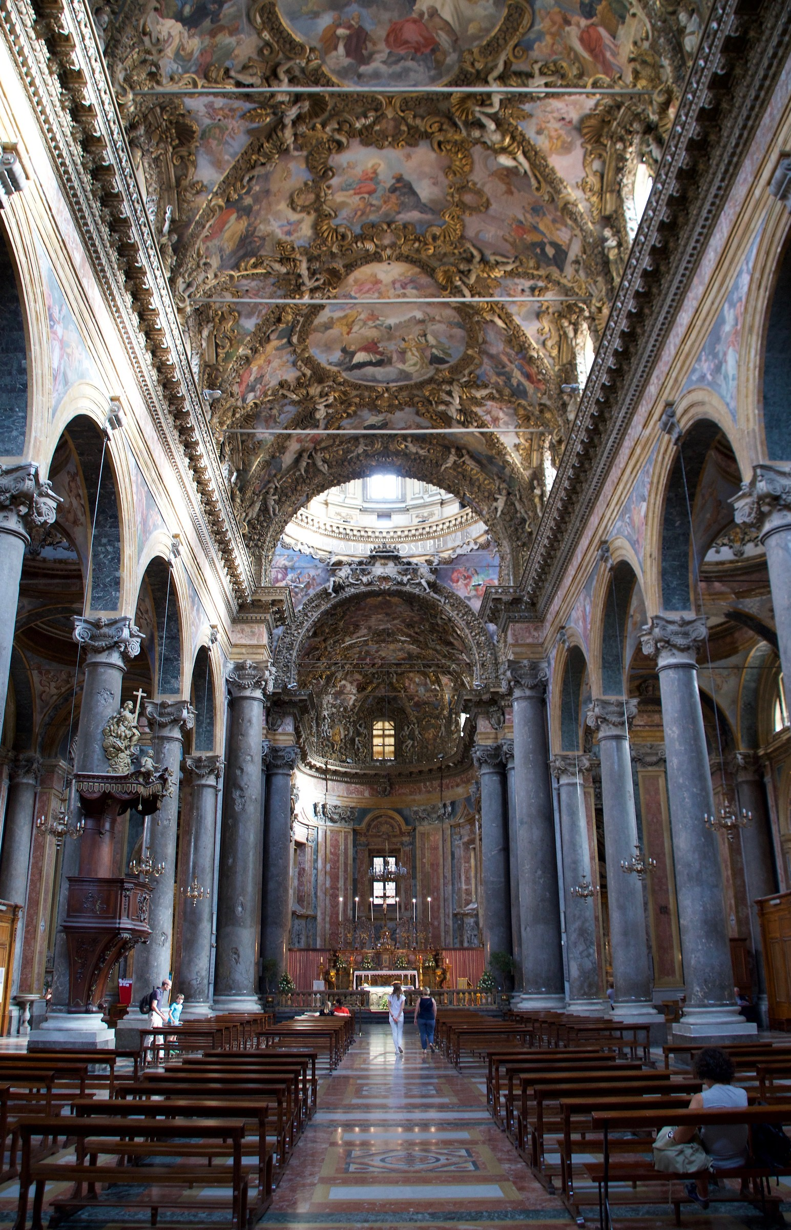 San Giuseppe dei Teatini, Palermo...