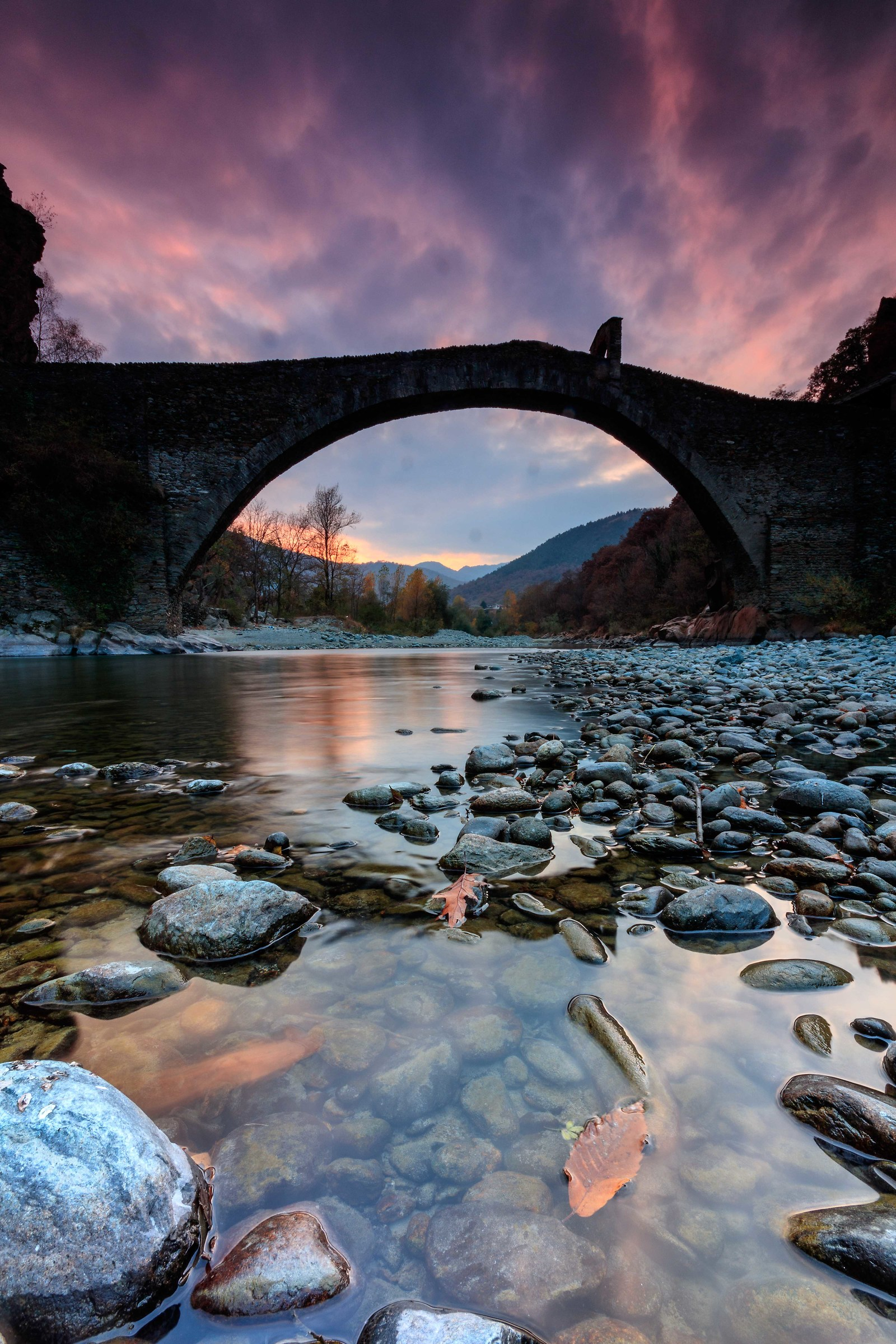 Devil's Bridge...