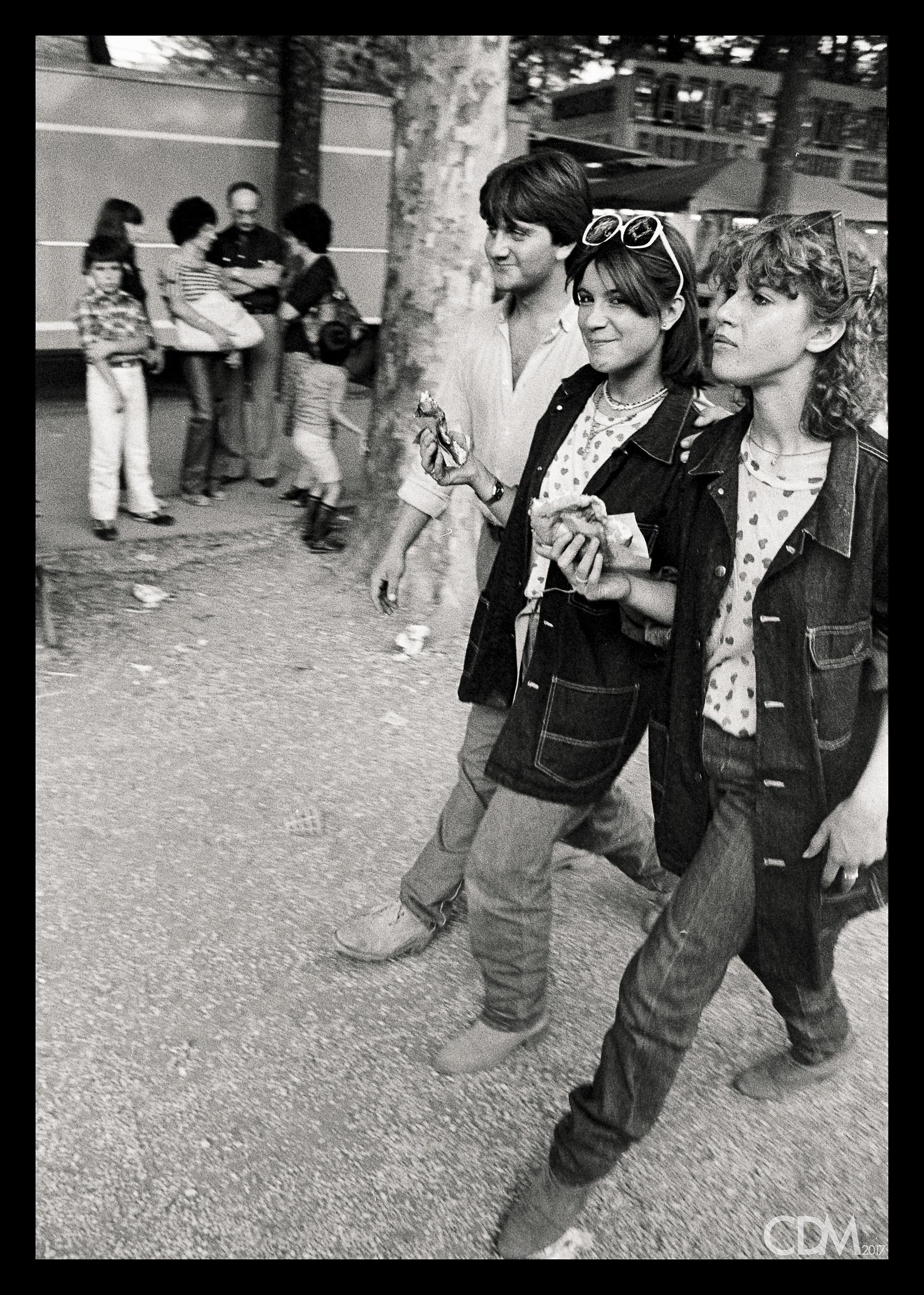 1979 alle giostre: due di tutto...