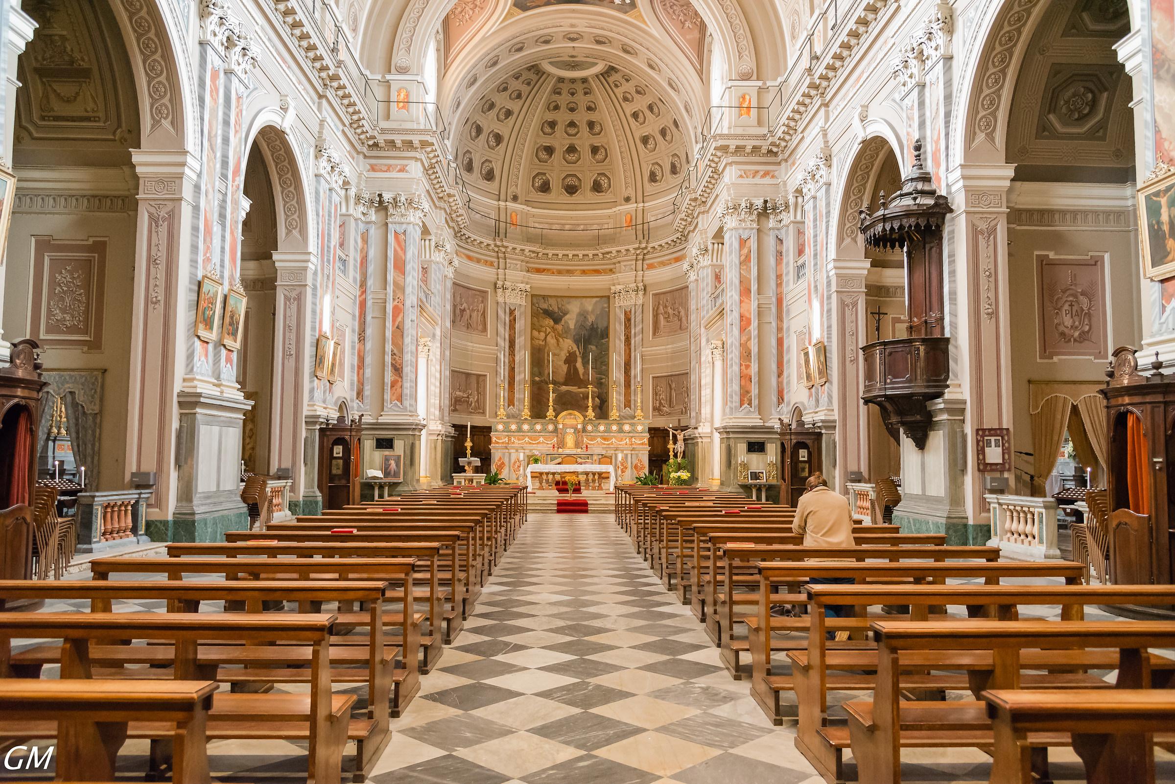 Moncalieri: Chiesa di San Francesco...