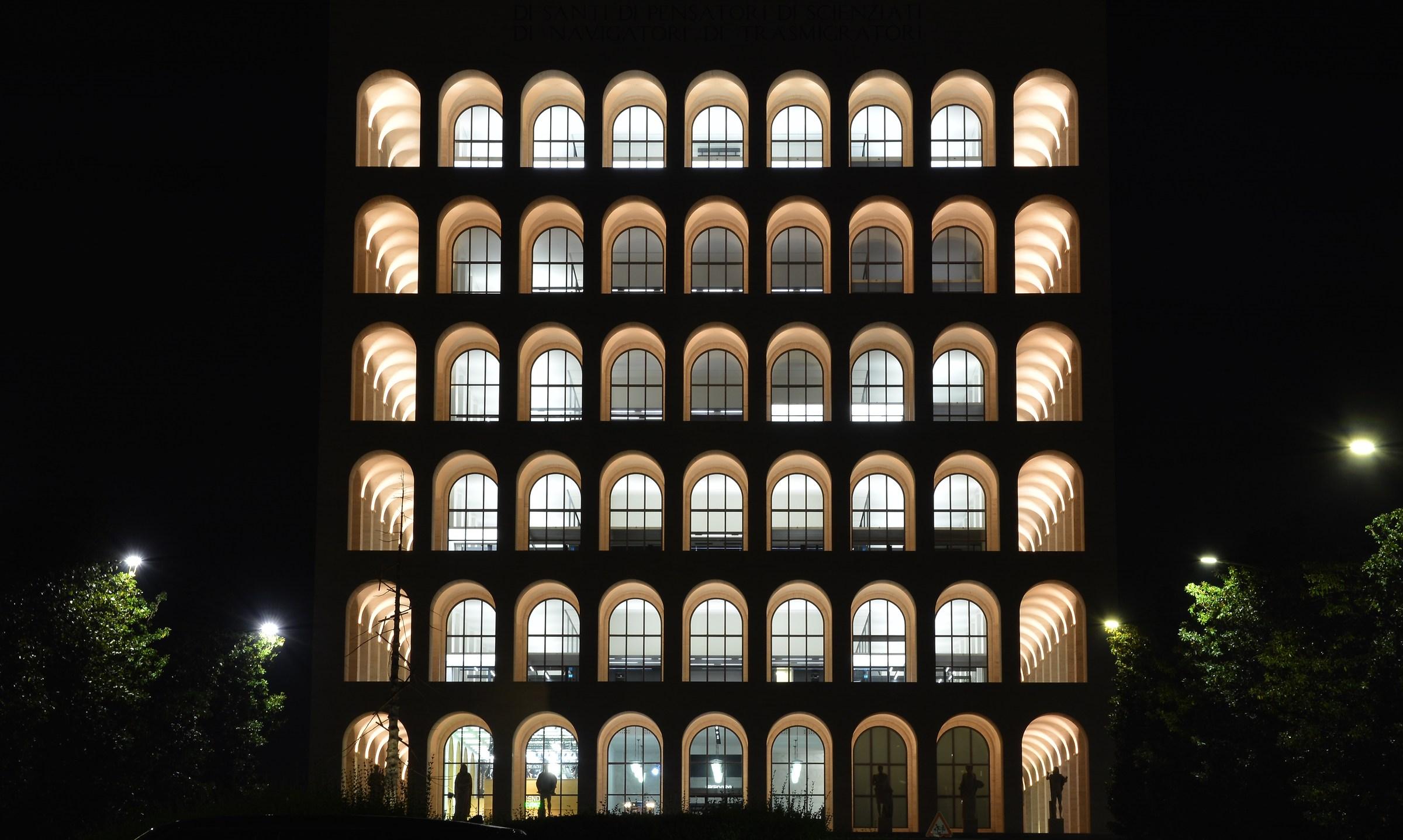 Square Colosseum...