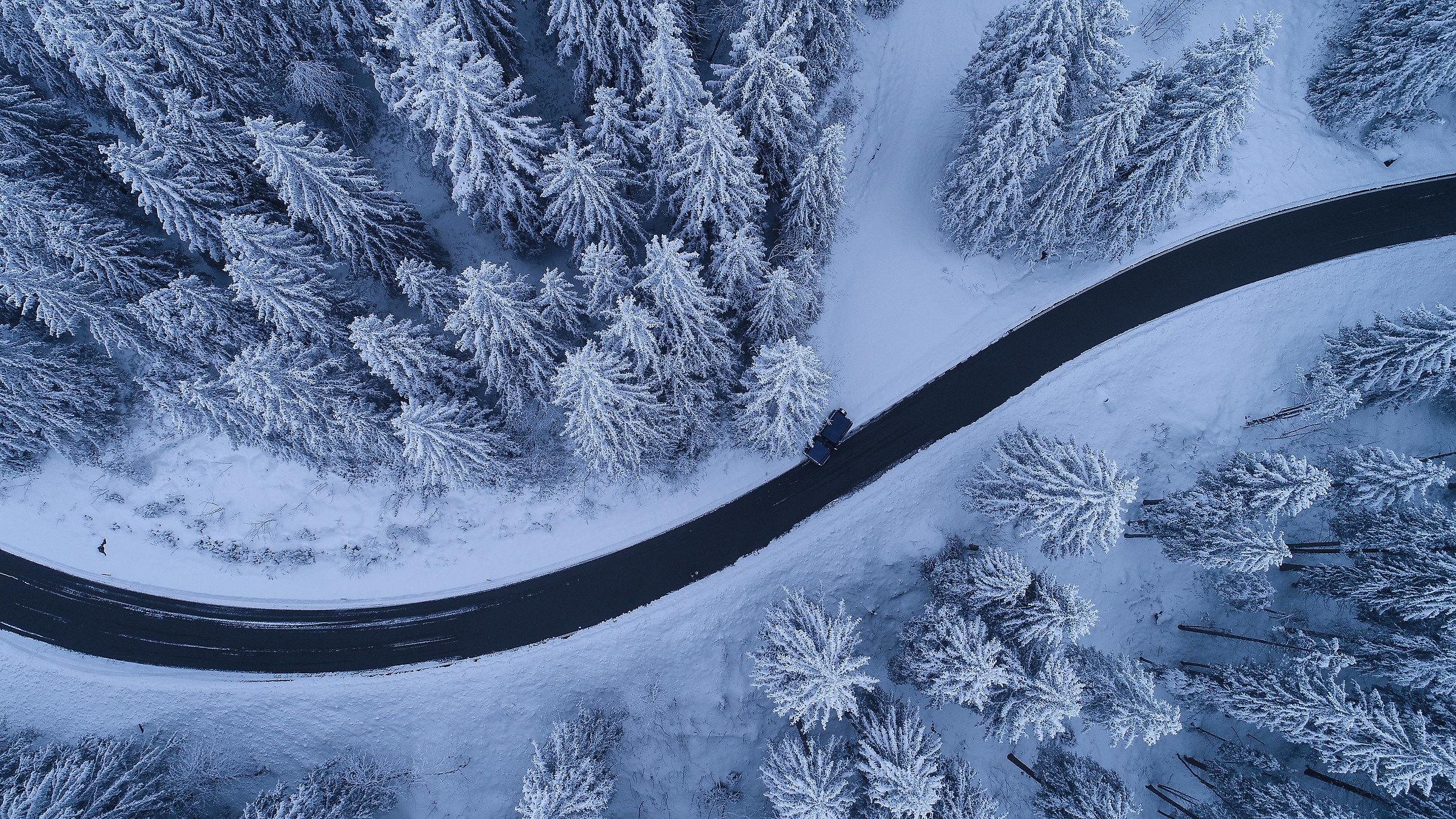 Aria di inverno...