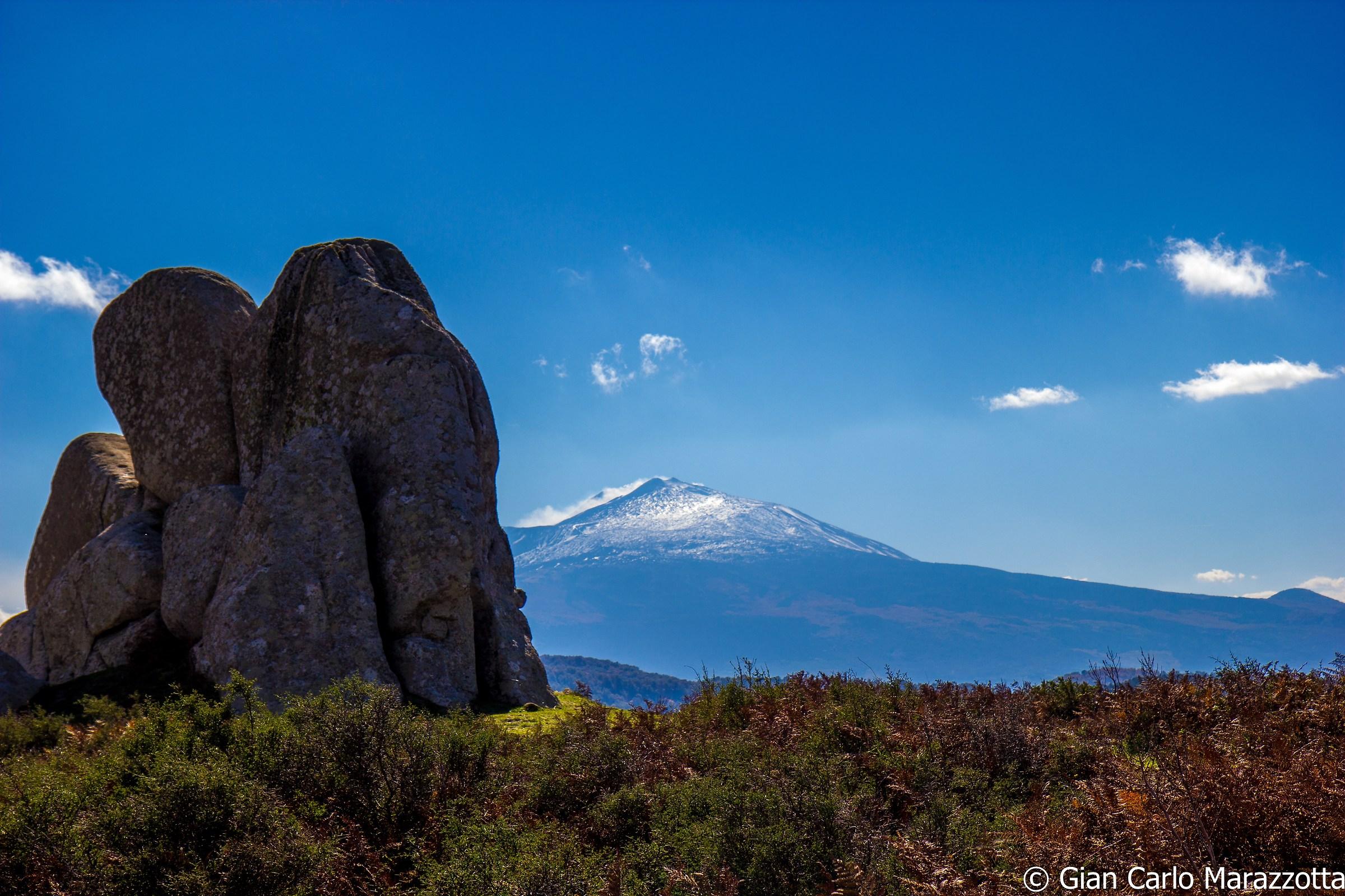 Multilites Argimusco and Etna...