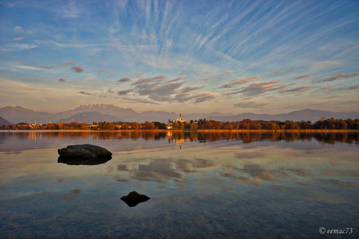 Lago di Pusiano......
