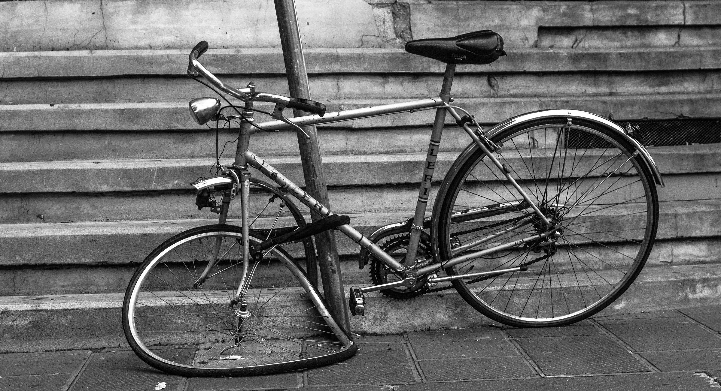 Dali's bike...