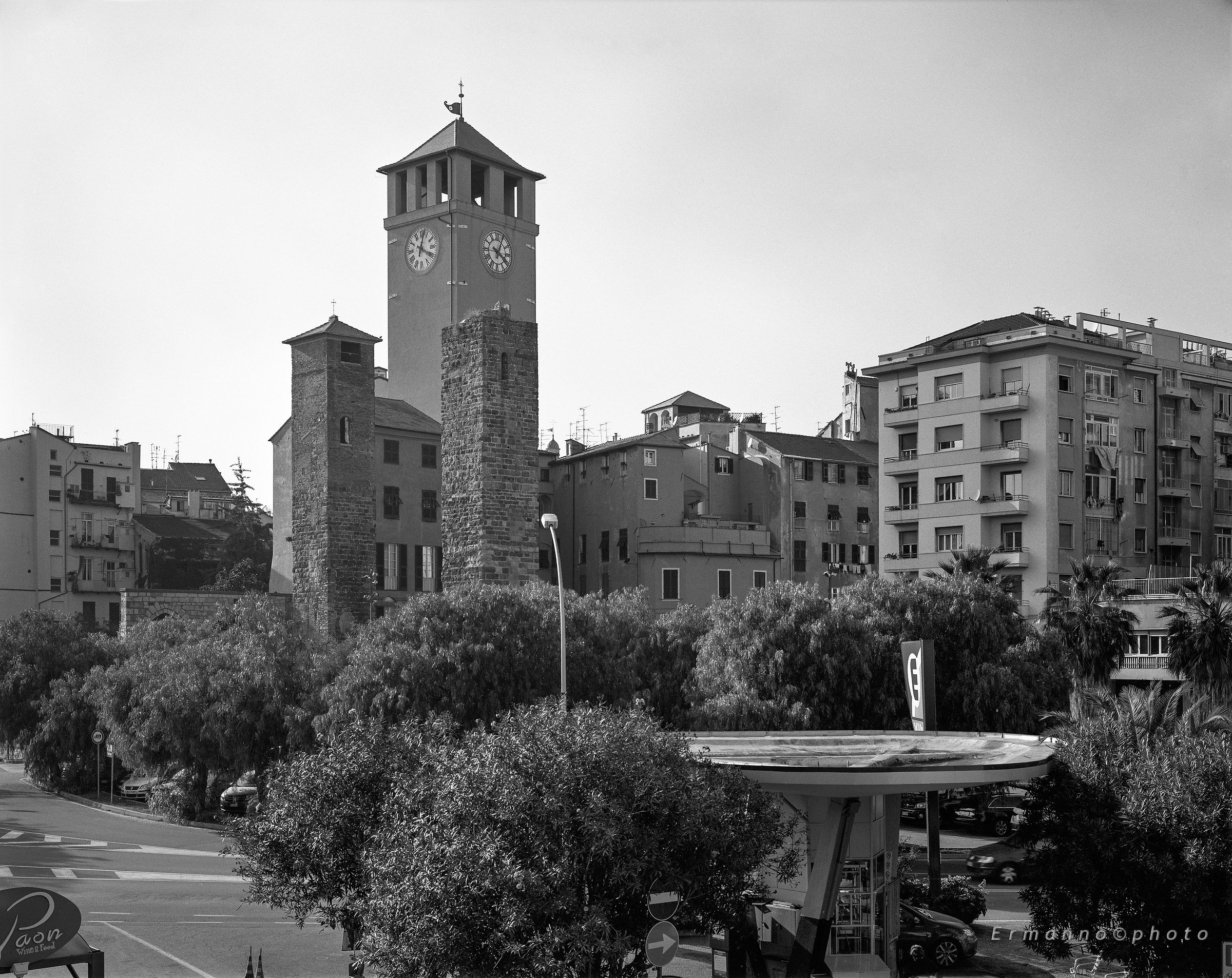 Torre del Brandale...
