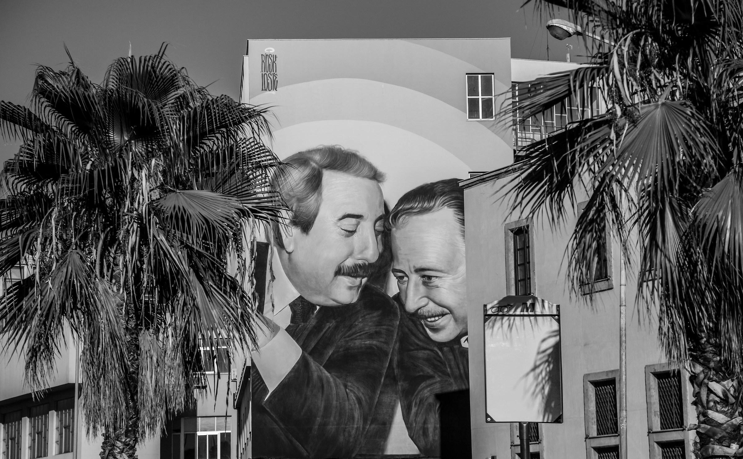 Falcone and Borsellino...