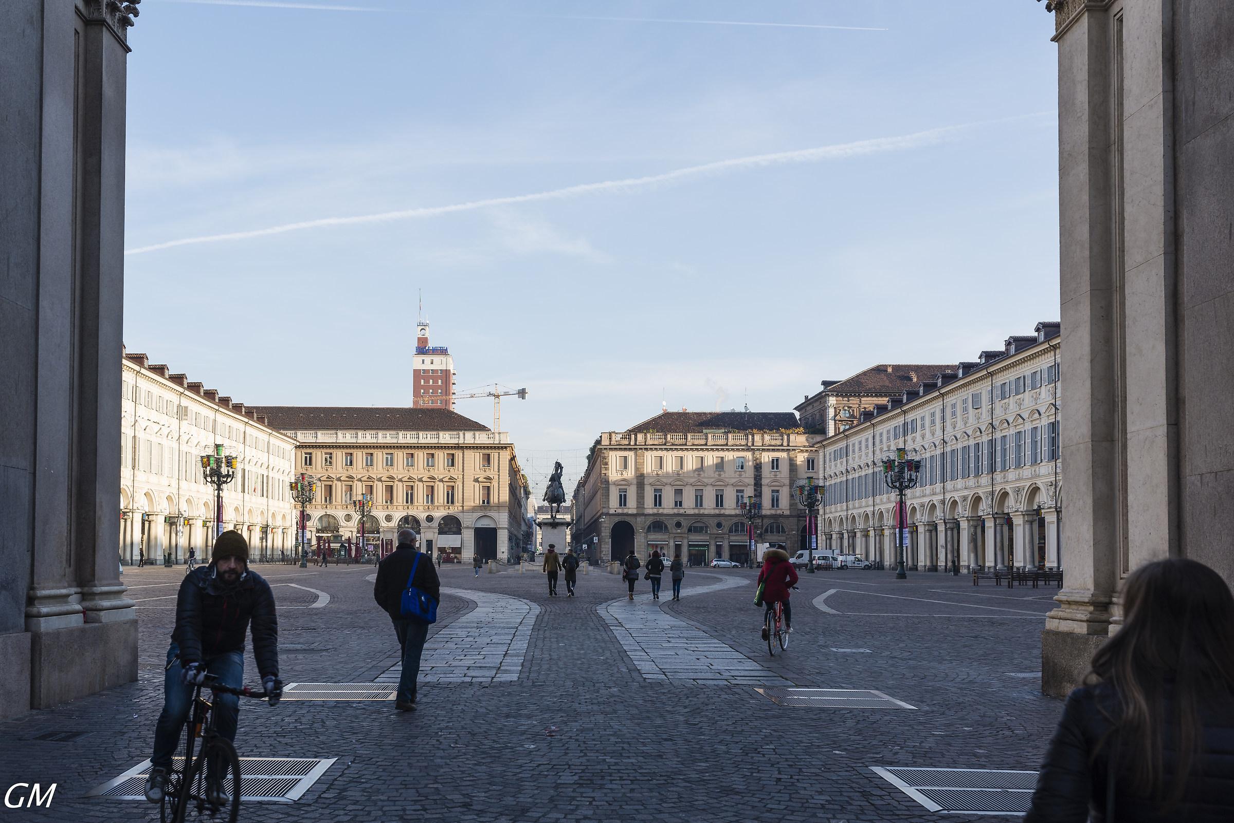 Torino - Piazza San Carlo...