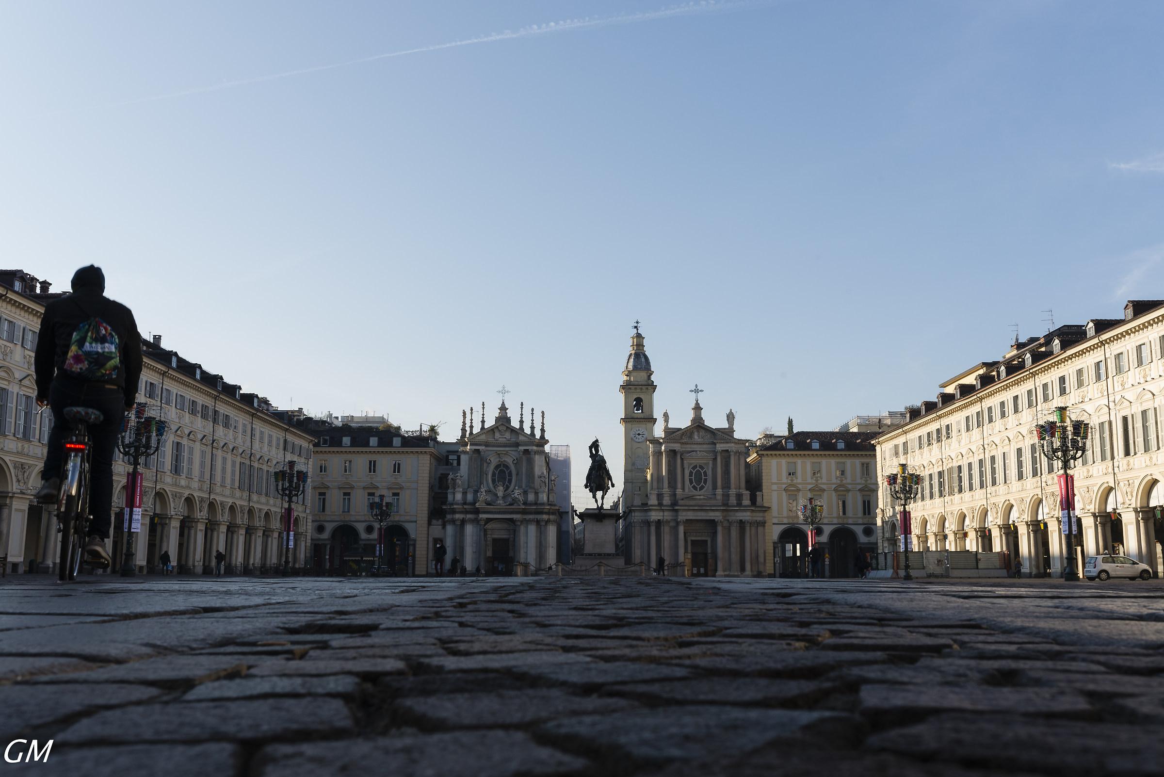 Piazza San Carlo...