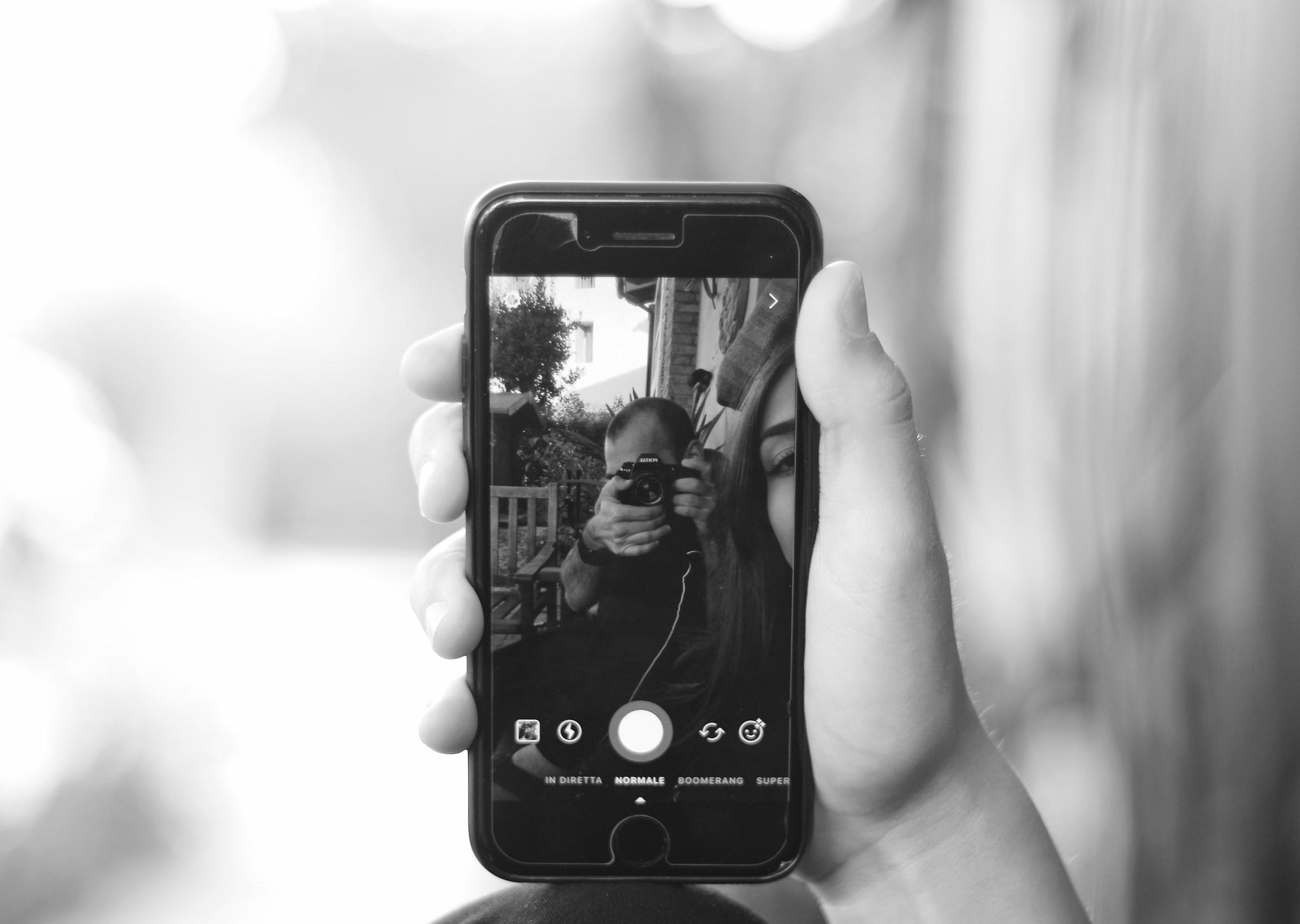 selfies?...
