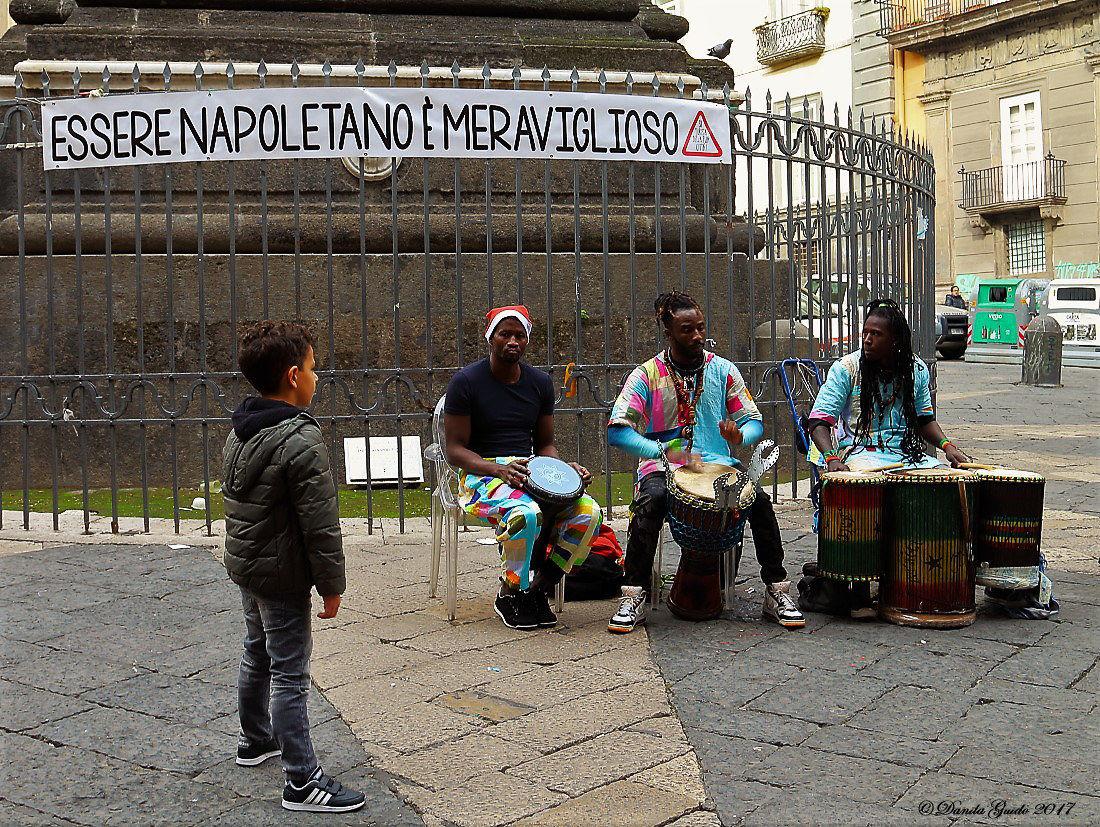 Being Neapolitan...