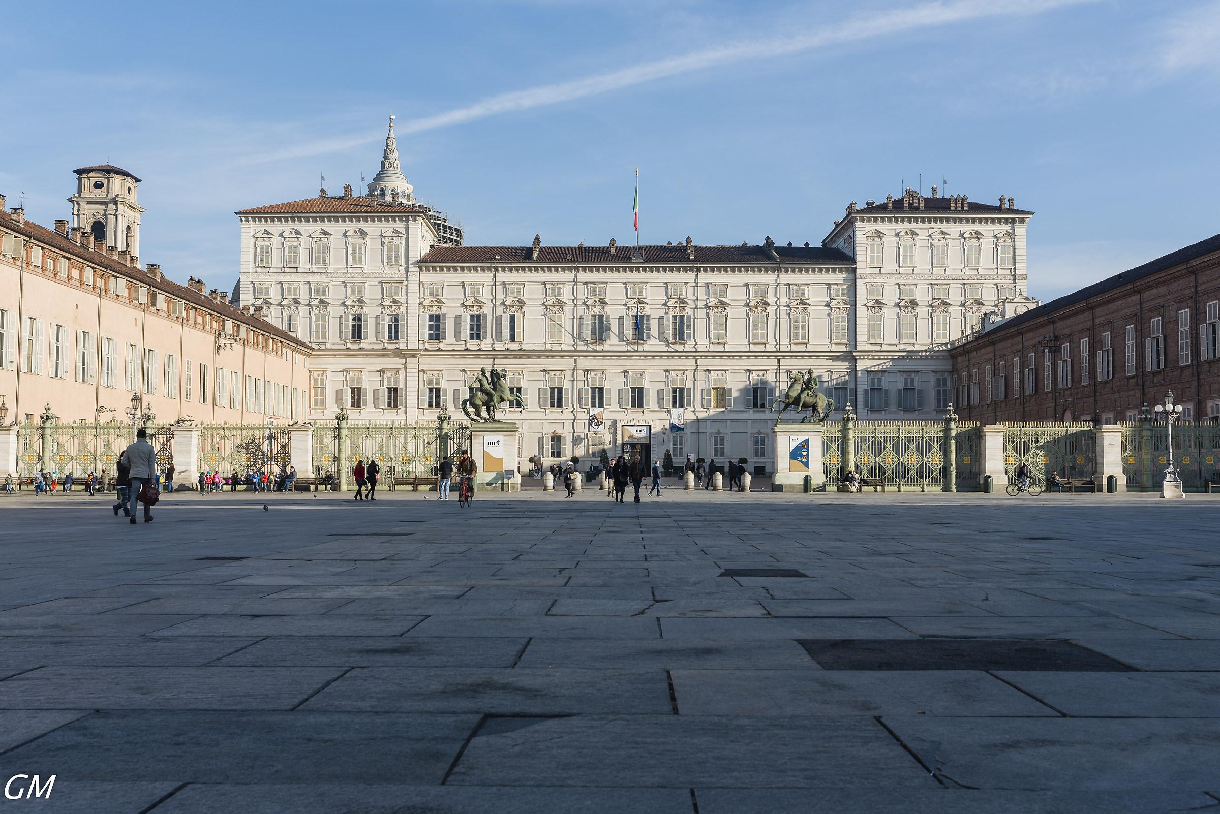 Palazzo Madama...