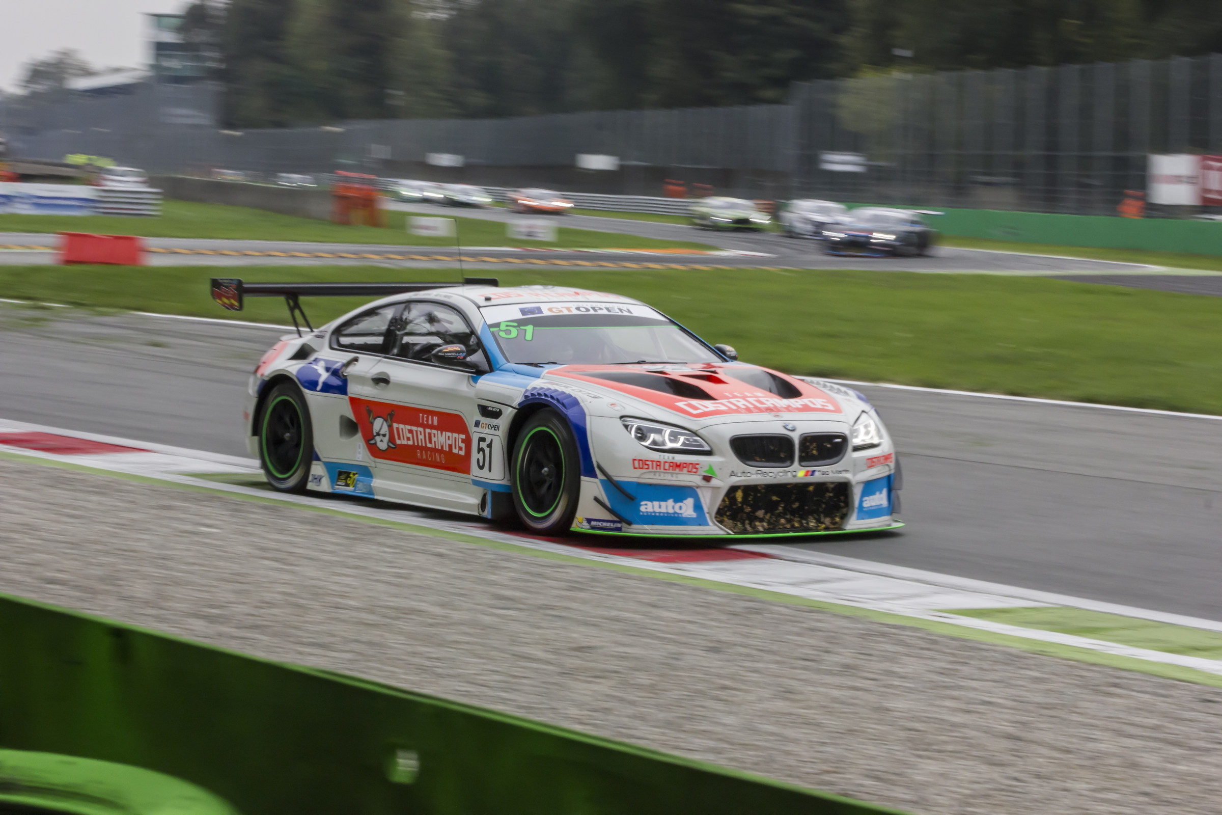 BMW M6 GT3 GtOpen...