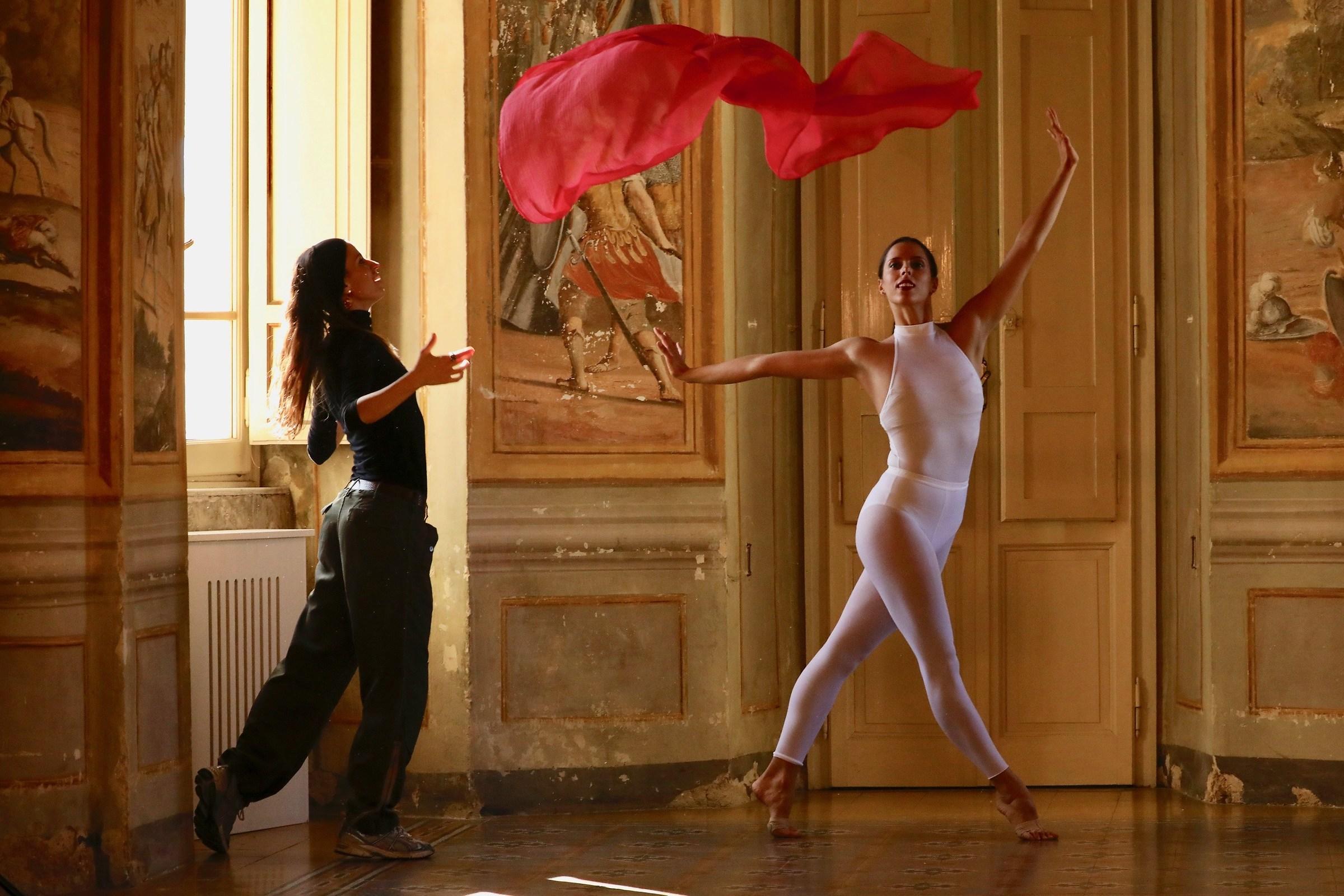 Vittoria and Cecilia...