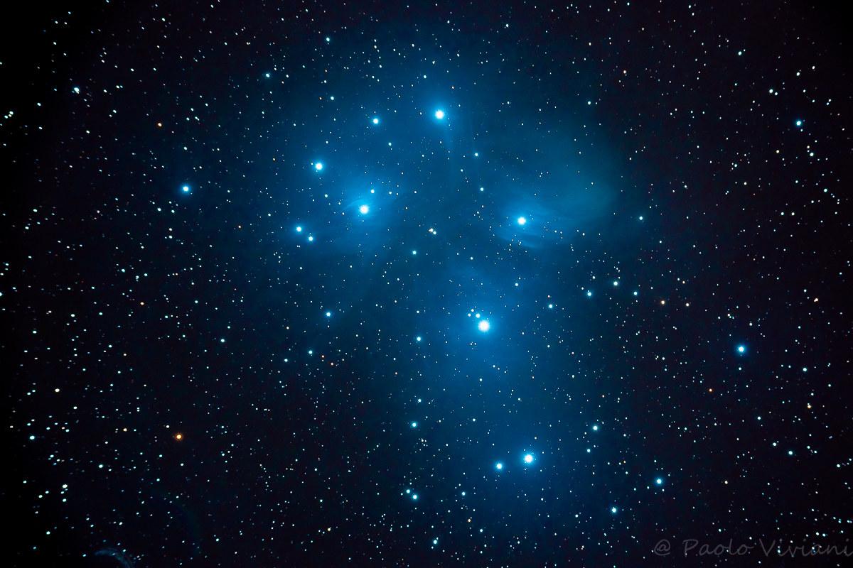 The Pleiades...