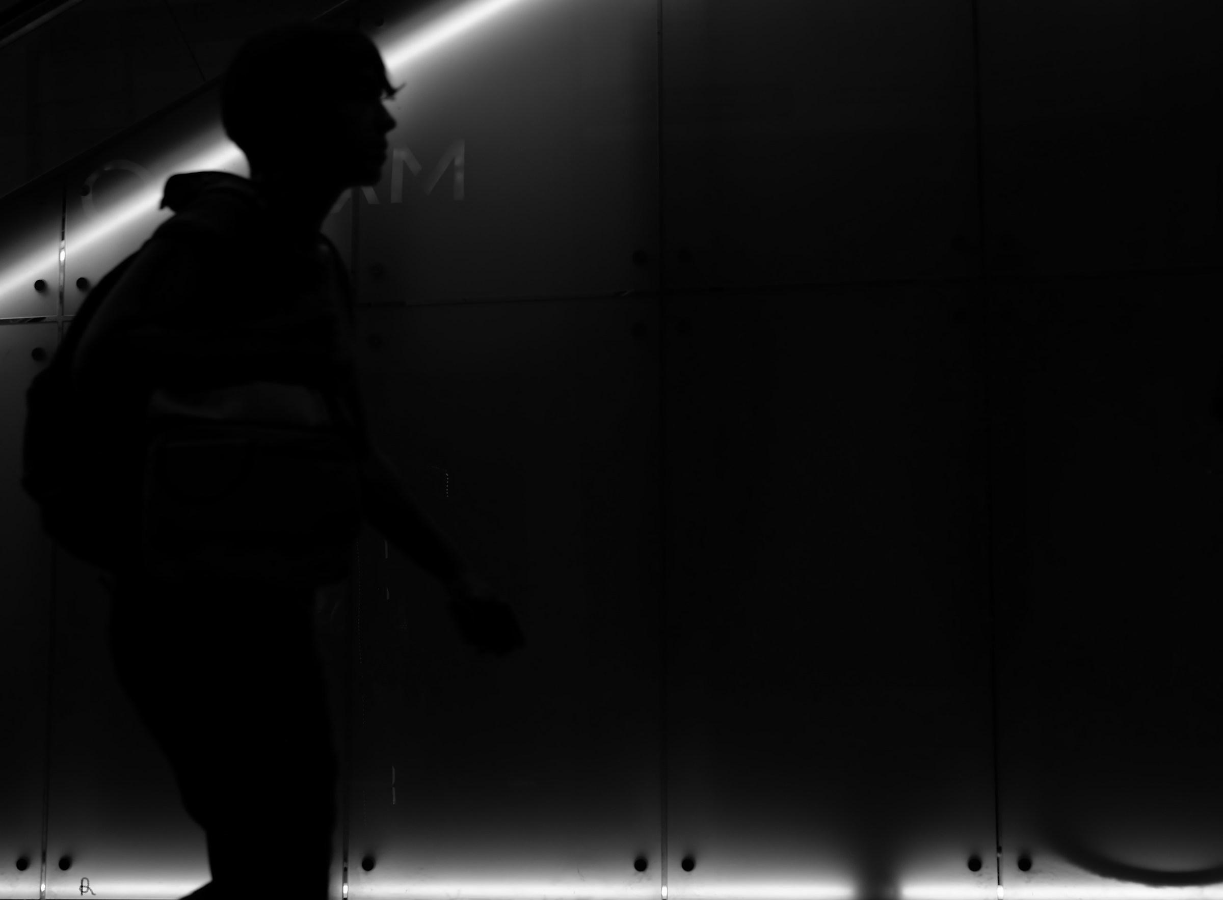 dark neon...
