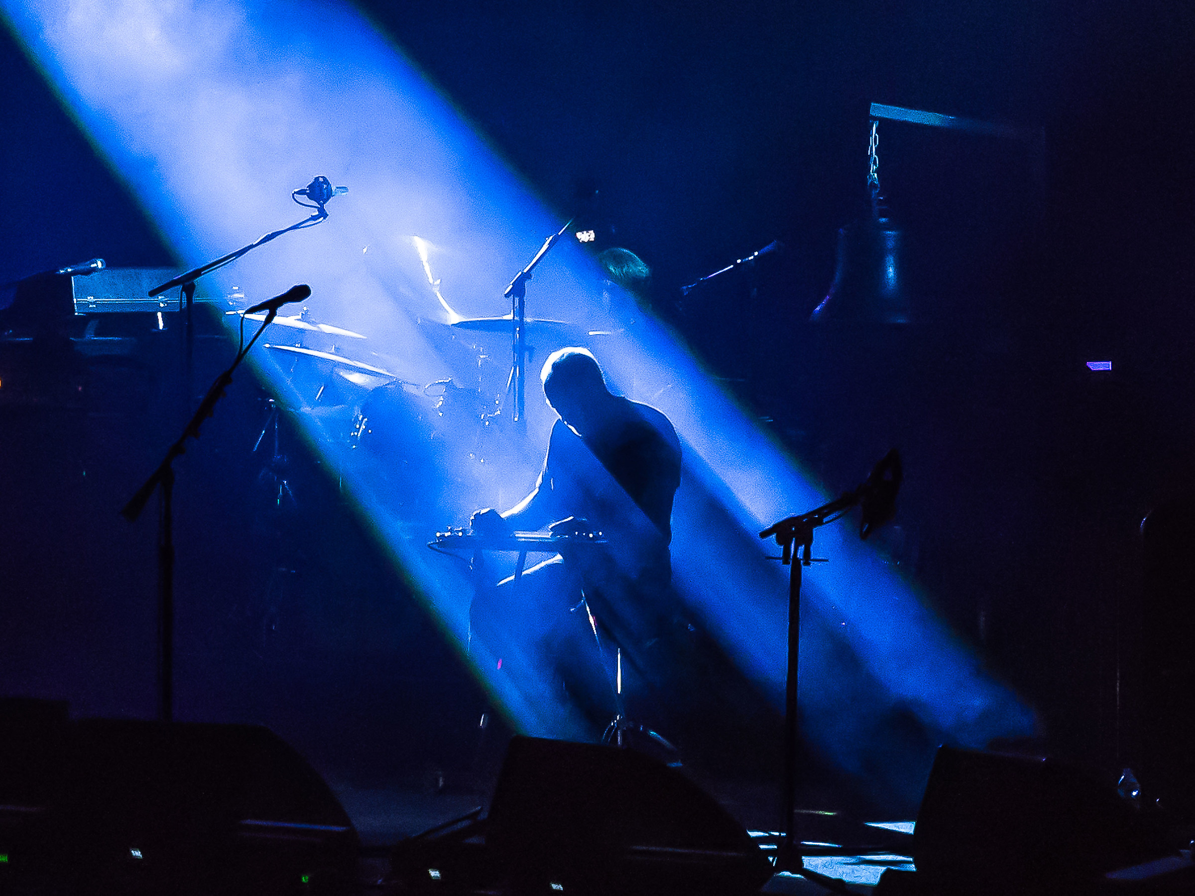 David Gilmour...