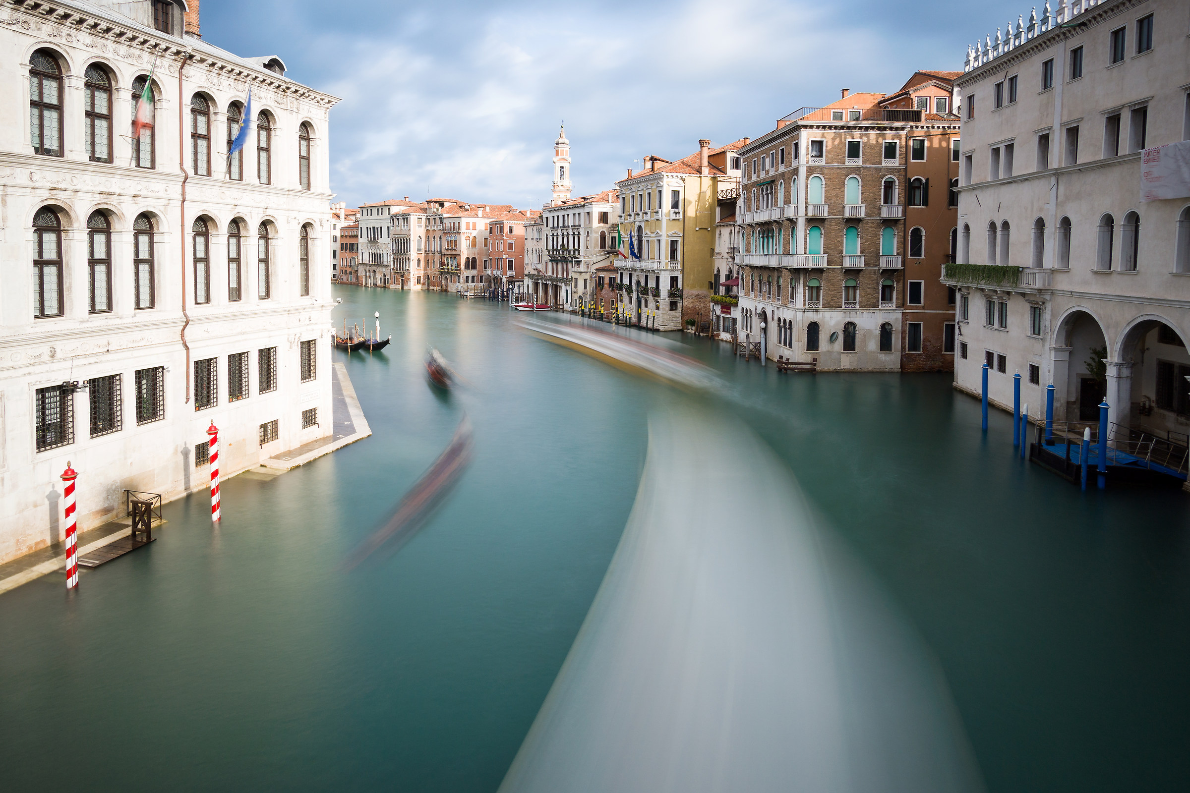 Grand Canal...