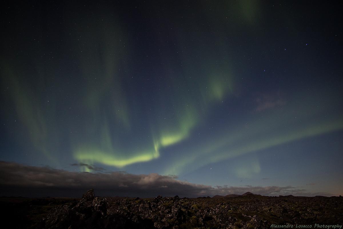 Icelandic aurora...
