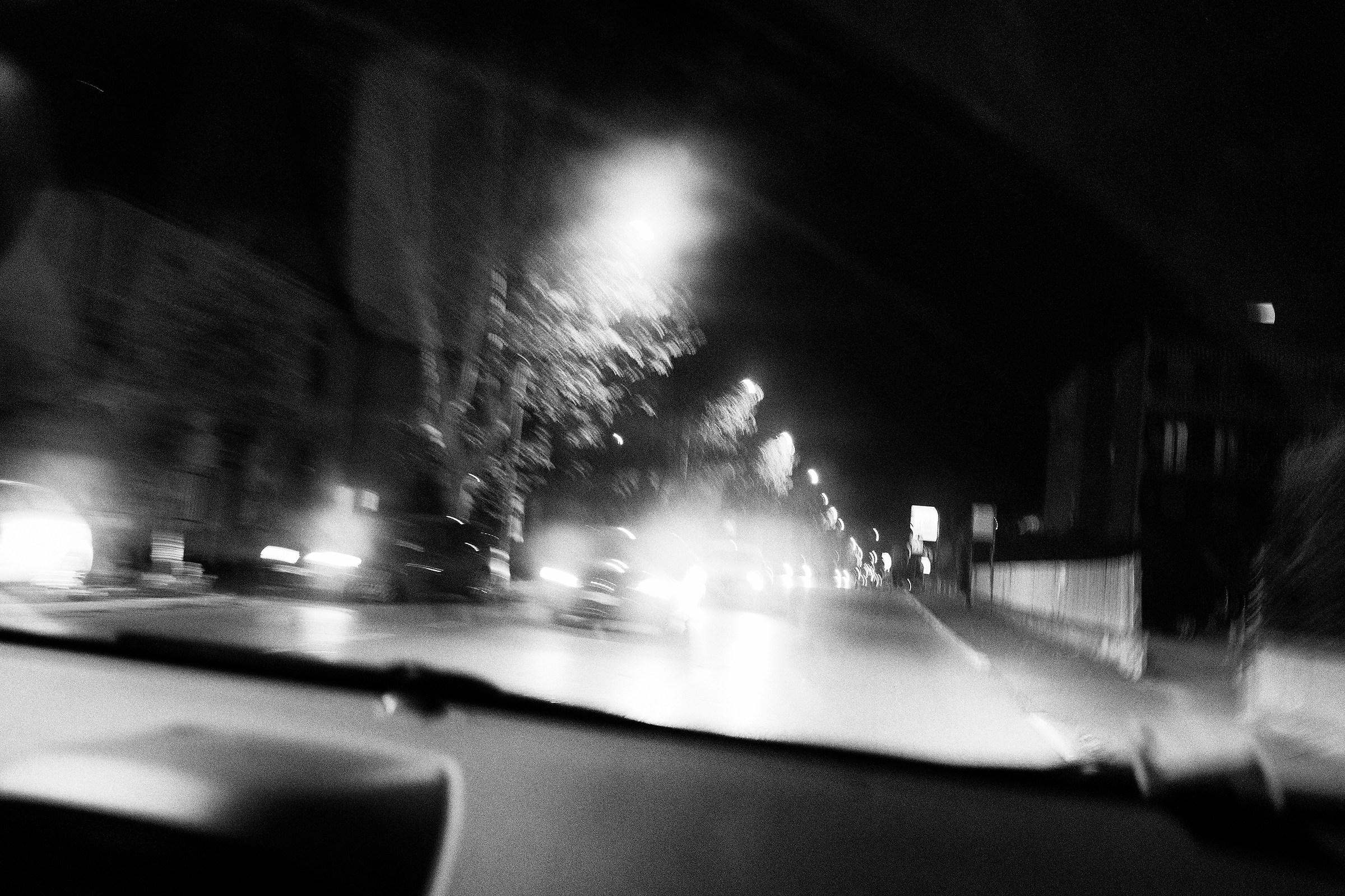 The descent into the underworld: accompany me home...