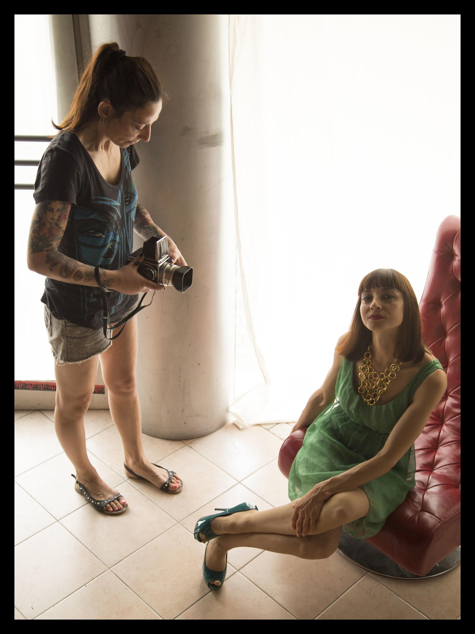 Chiara e Antonella...