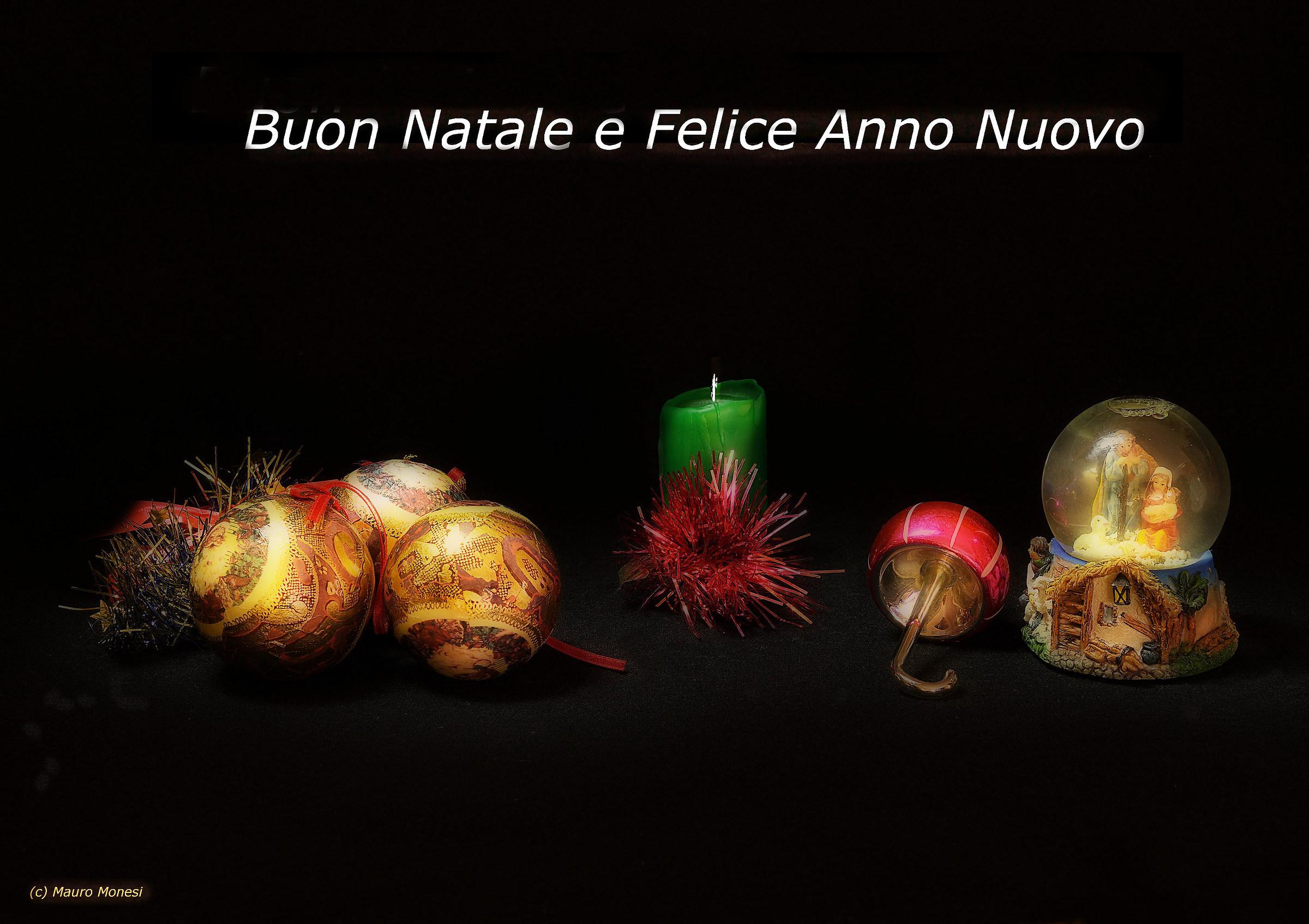 Auguri di Buone Feste...