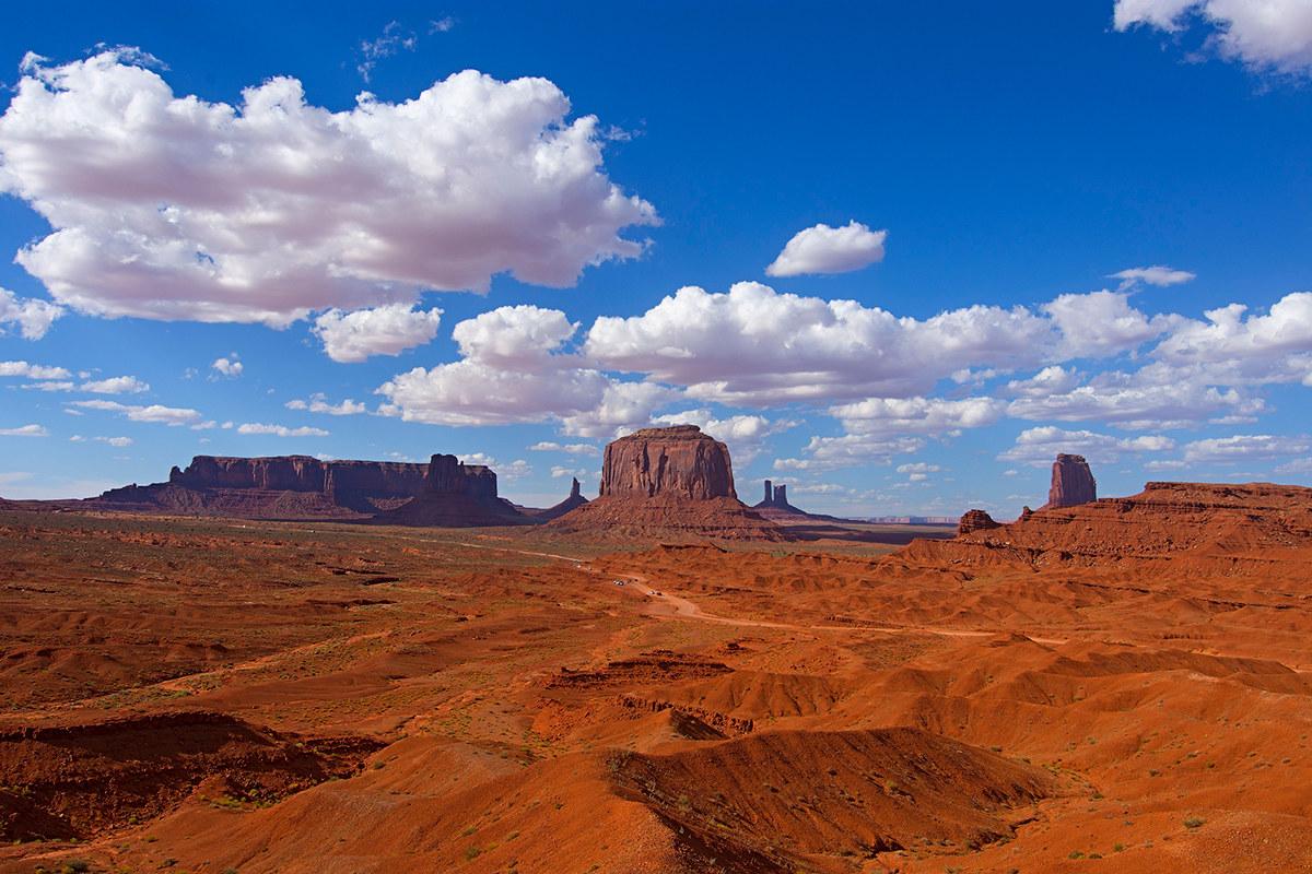 old wild West...