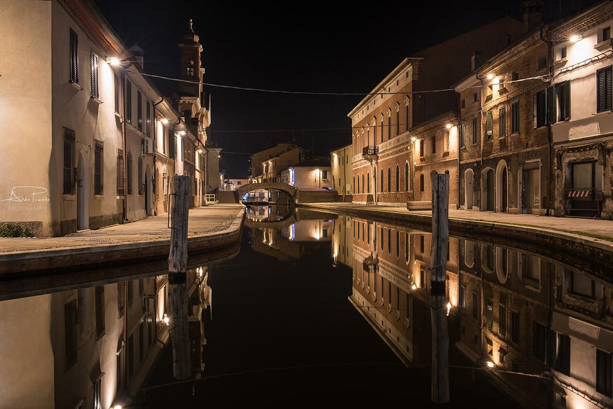 Reflections of Comacchio...