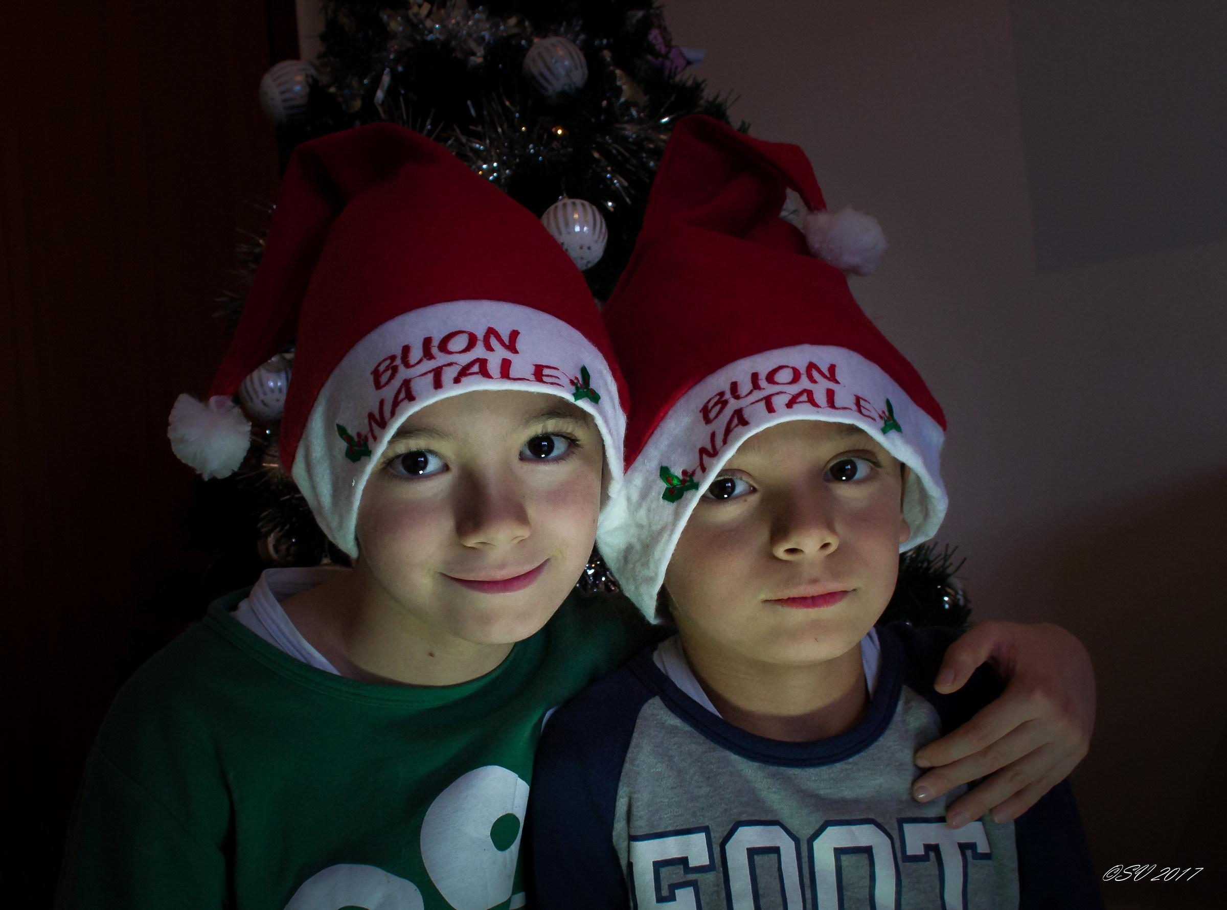 Daniele and Leonardo ... my most beautiful gifts...