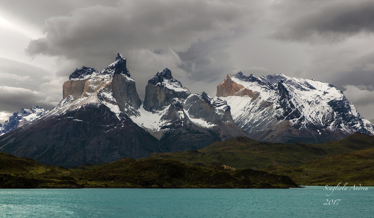 Torres del Paine and ... Happy Birthday to all !!...