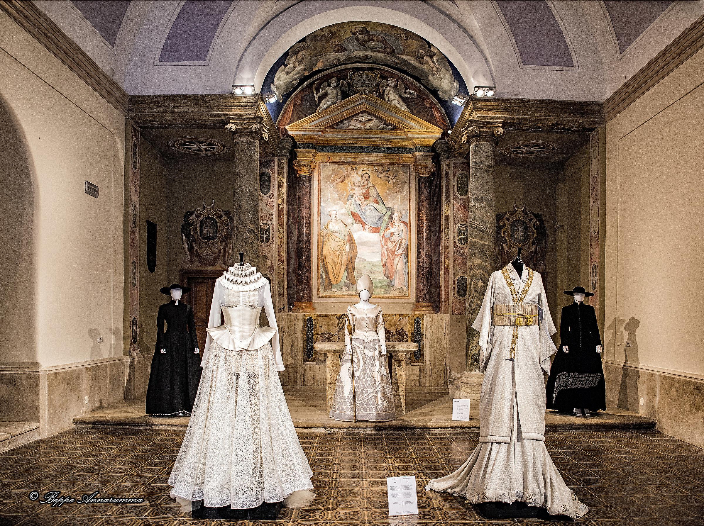 Chioggia inside Castello Odescalchi S. Severa...