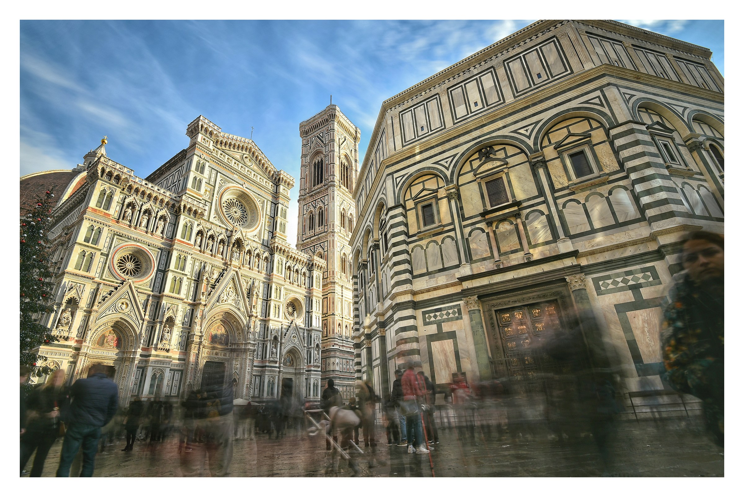 All the beauty of Florence...