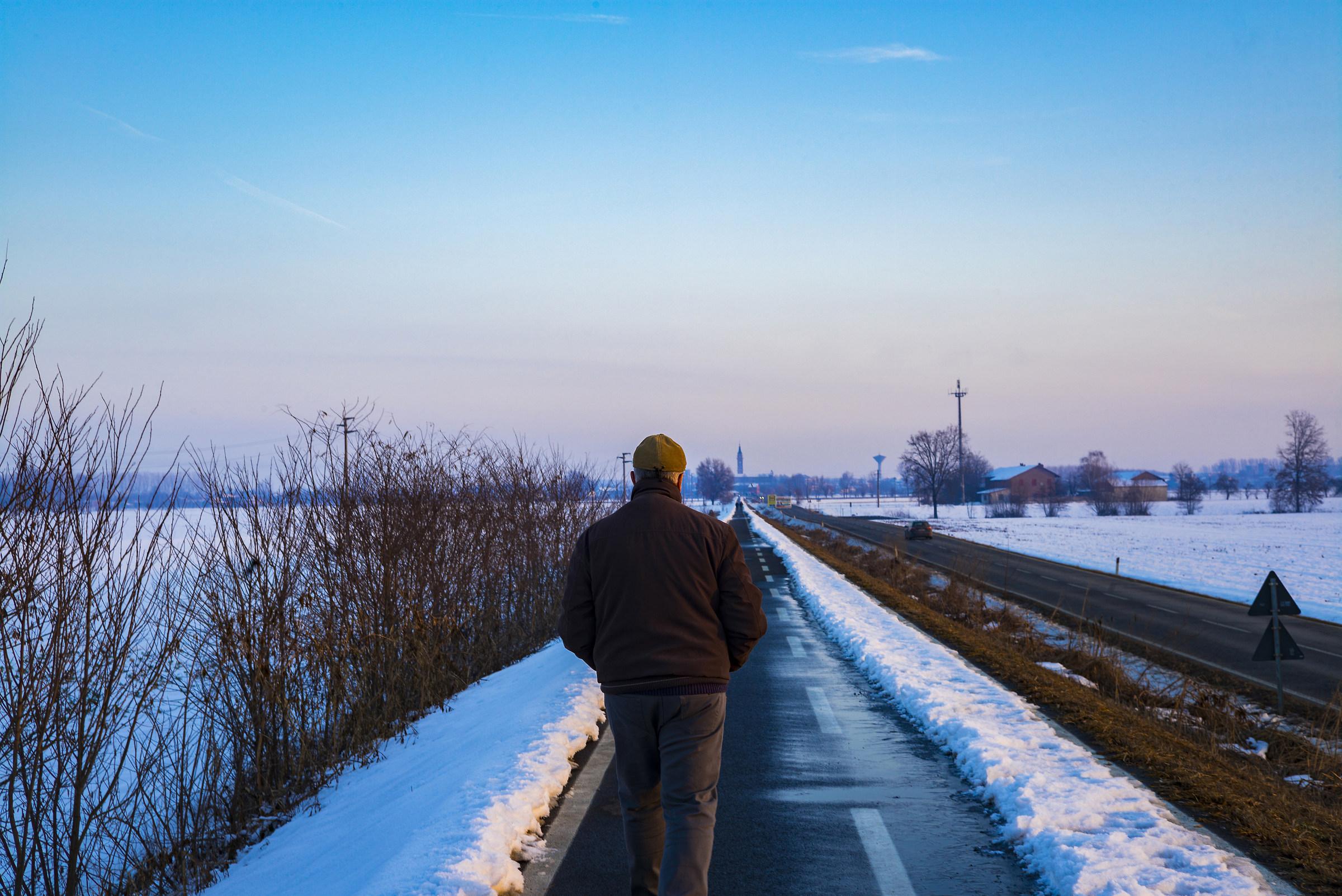 Winter Walking...