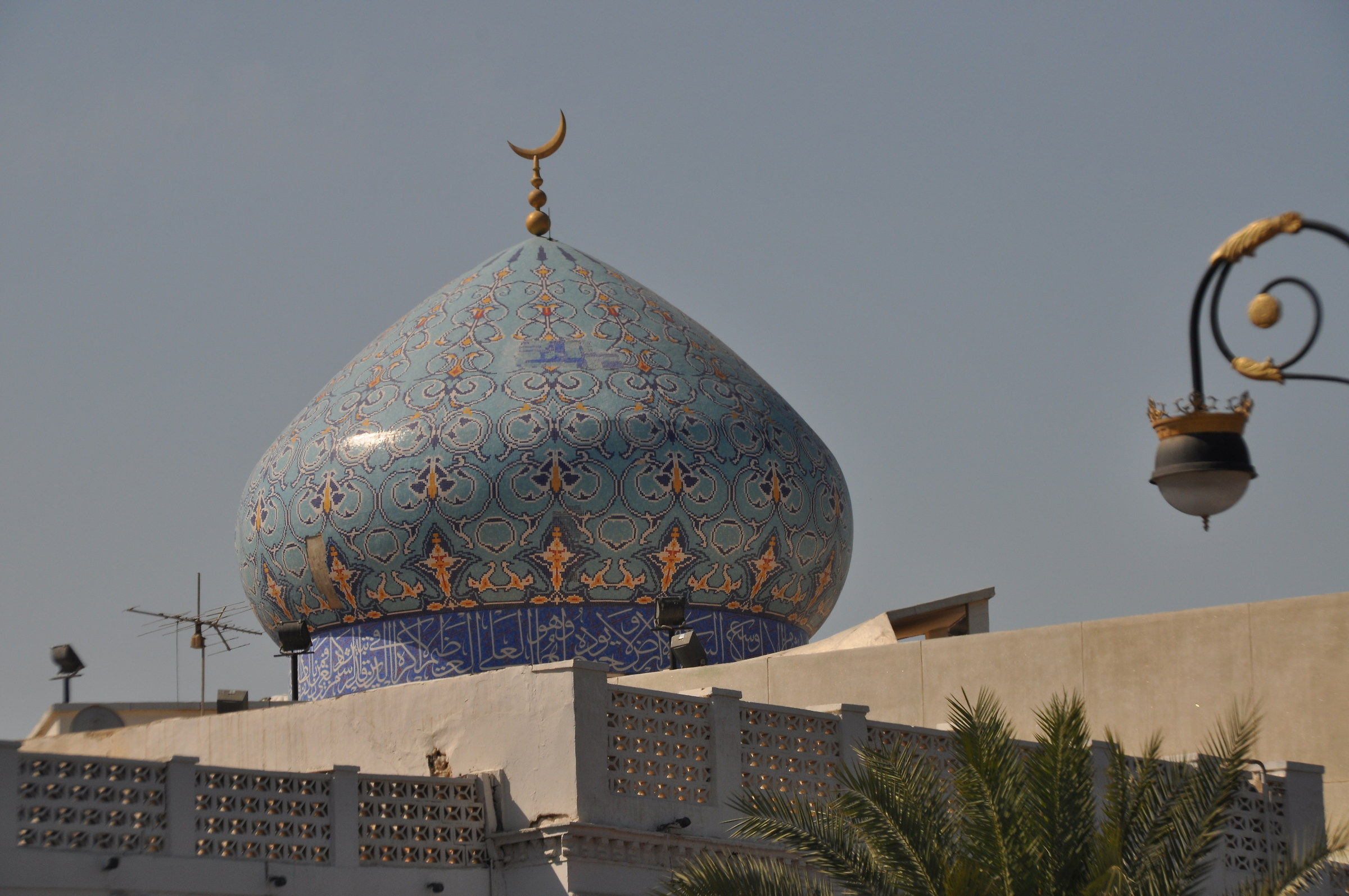 moschea lungomare muscate...