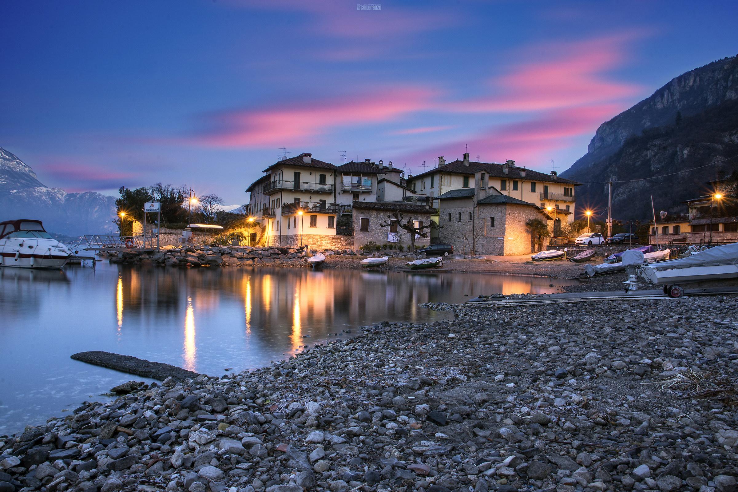 Riva Bianca - Lierna (Lake Como)...