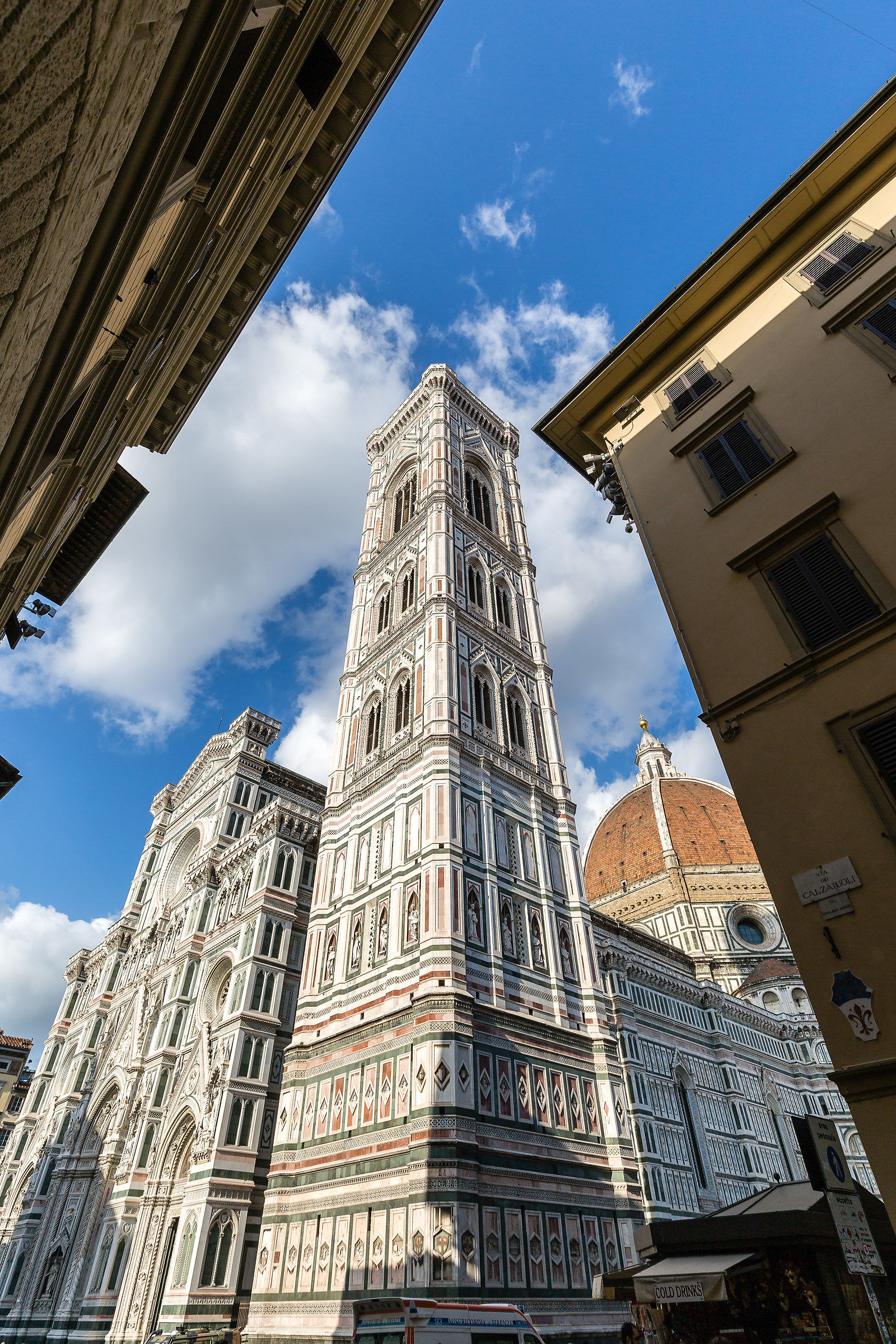 Florence and its cathedral...