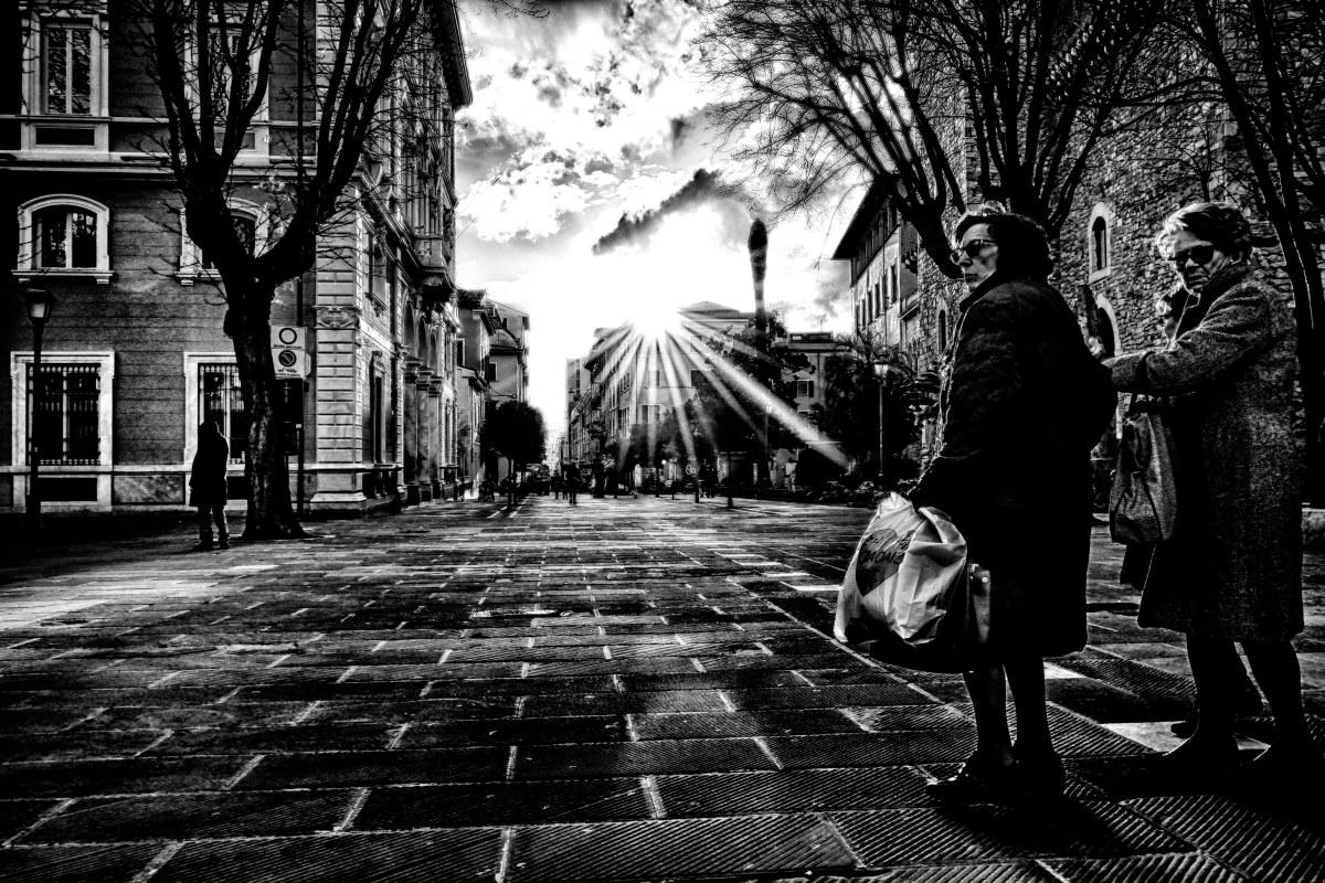 walking in time 2...