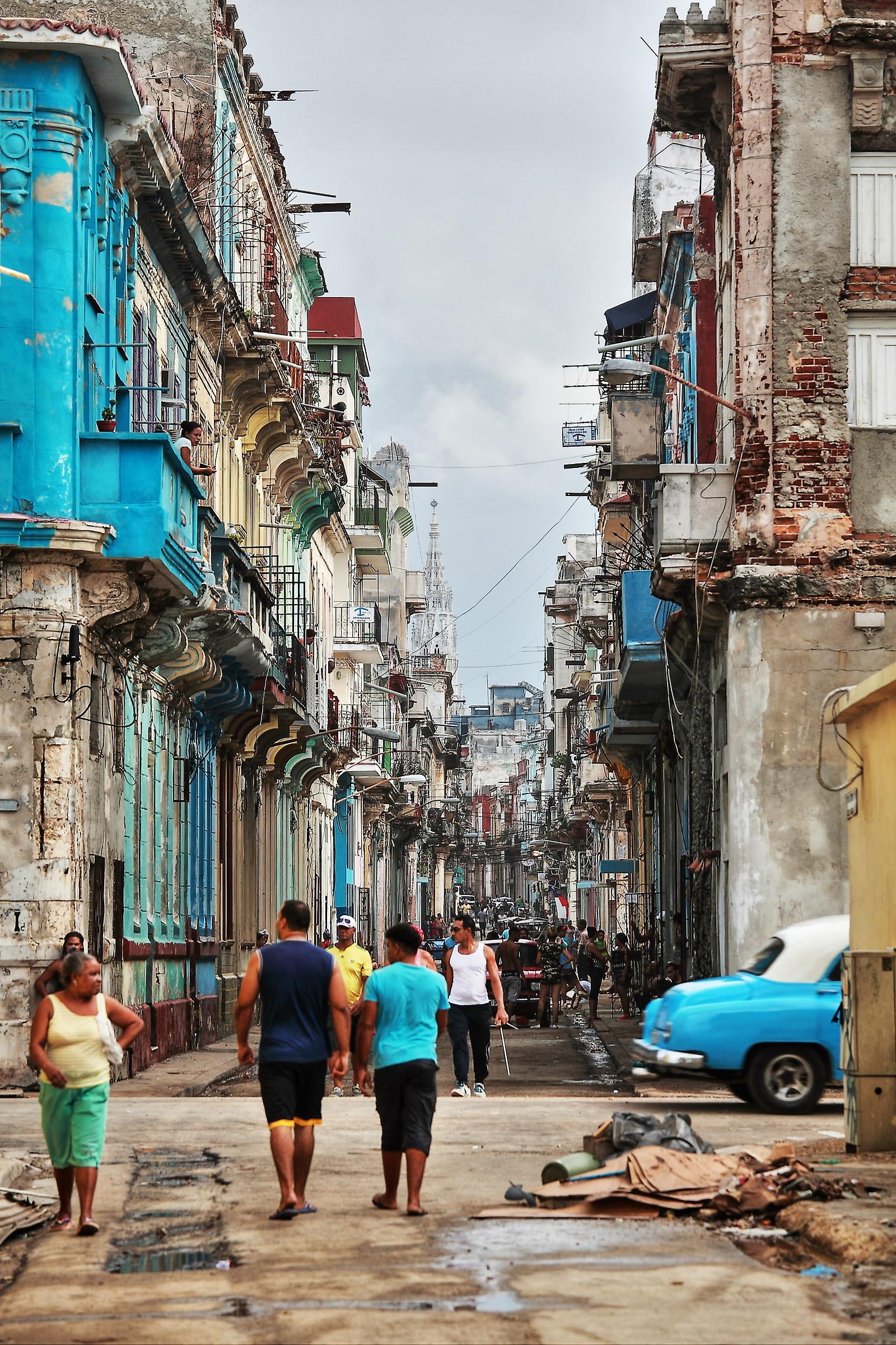 l' Habana vieja...