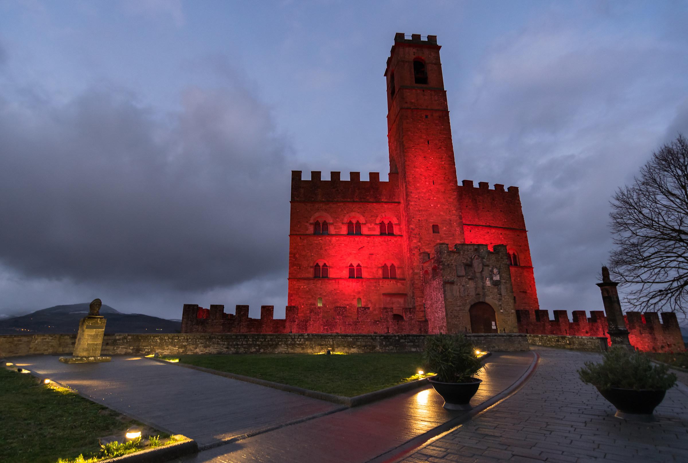 Castello di Poppi...