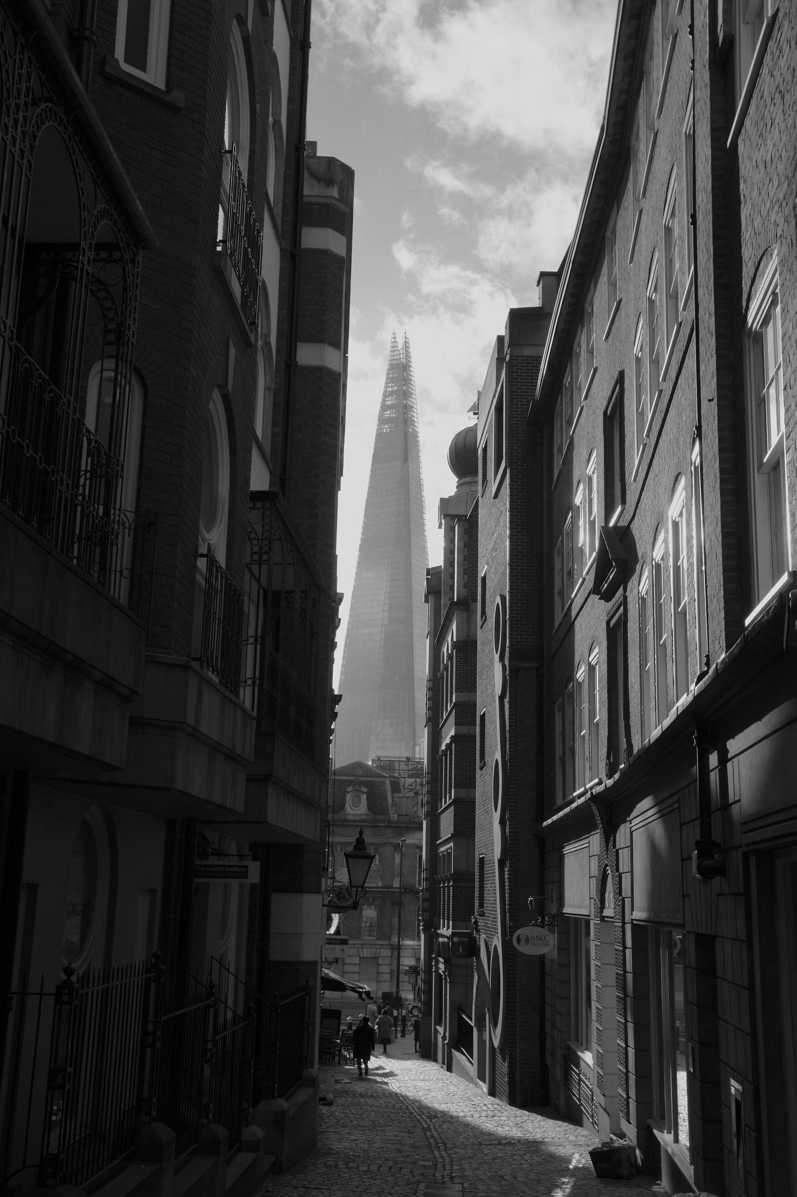 Gotham City - The Shard...