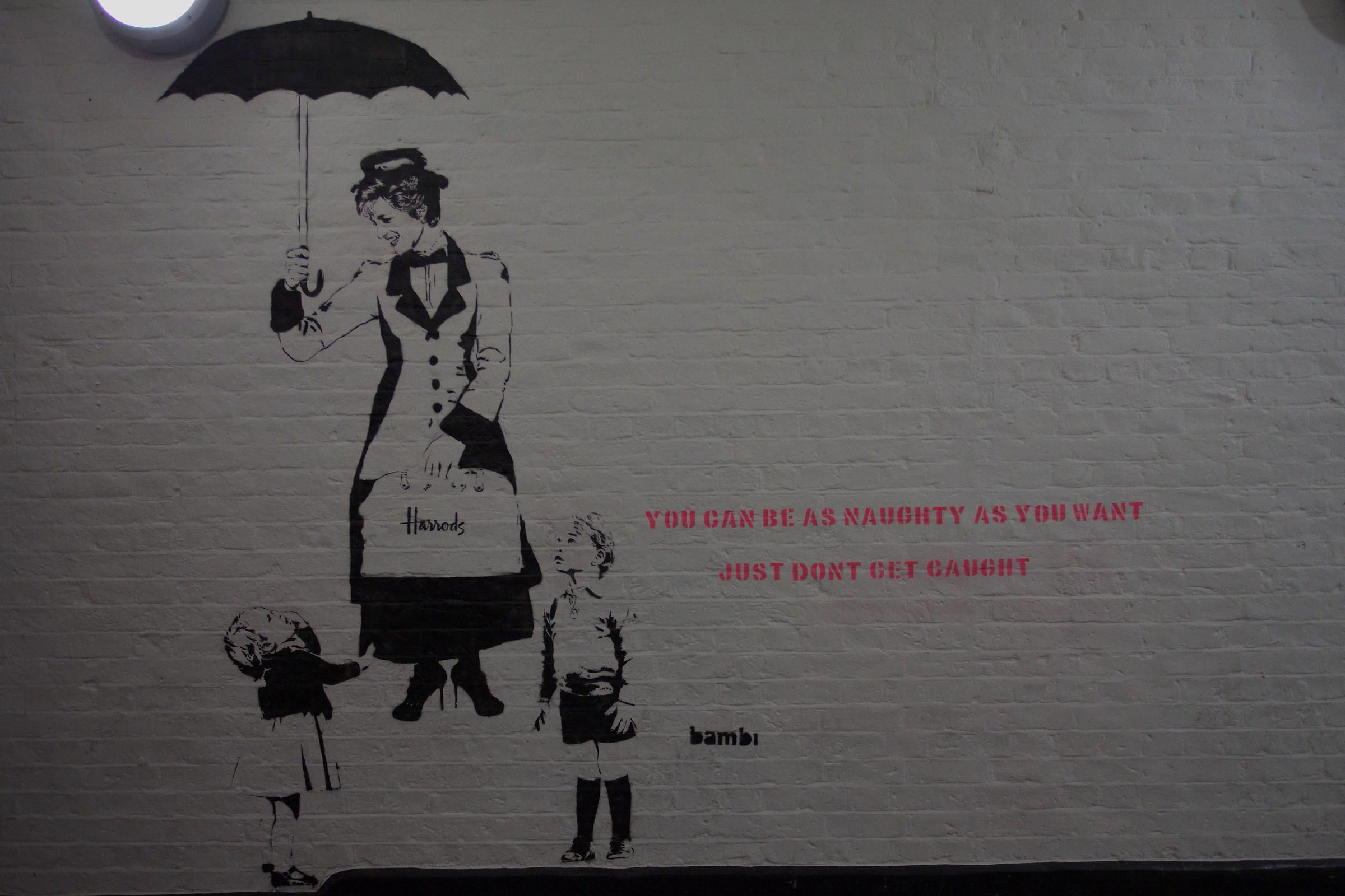 Diana Poppins...