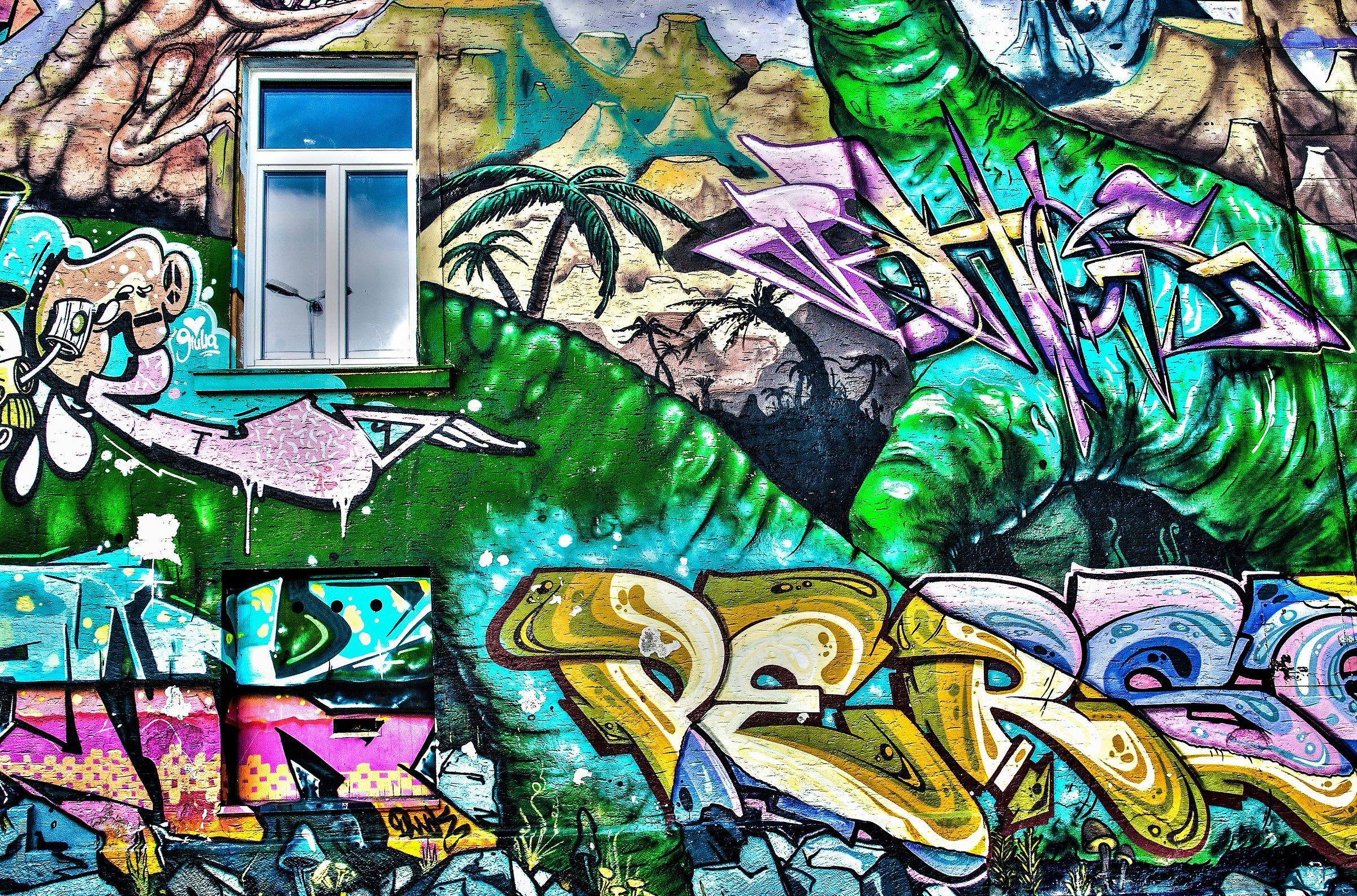 murals Germany 4...