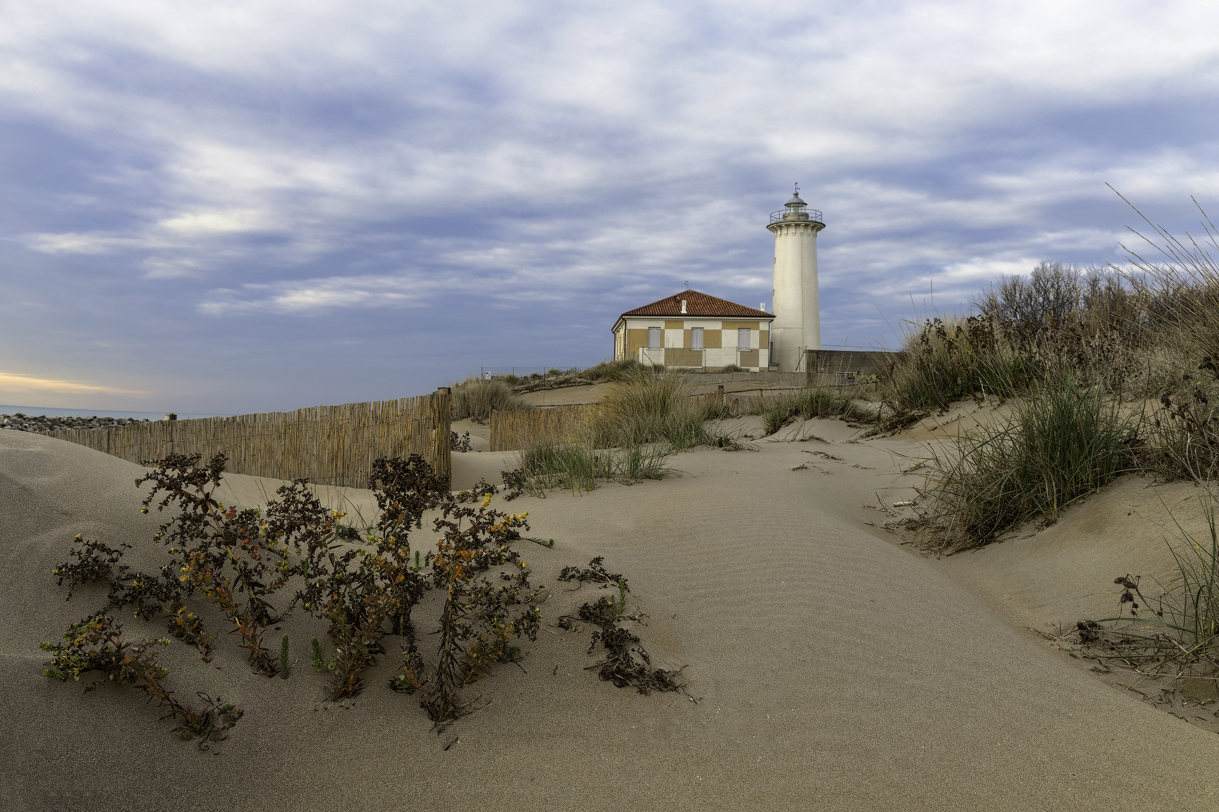 Lighthouse of Bibione...