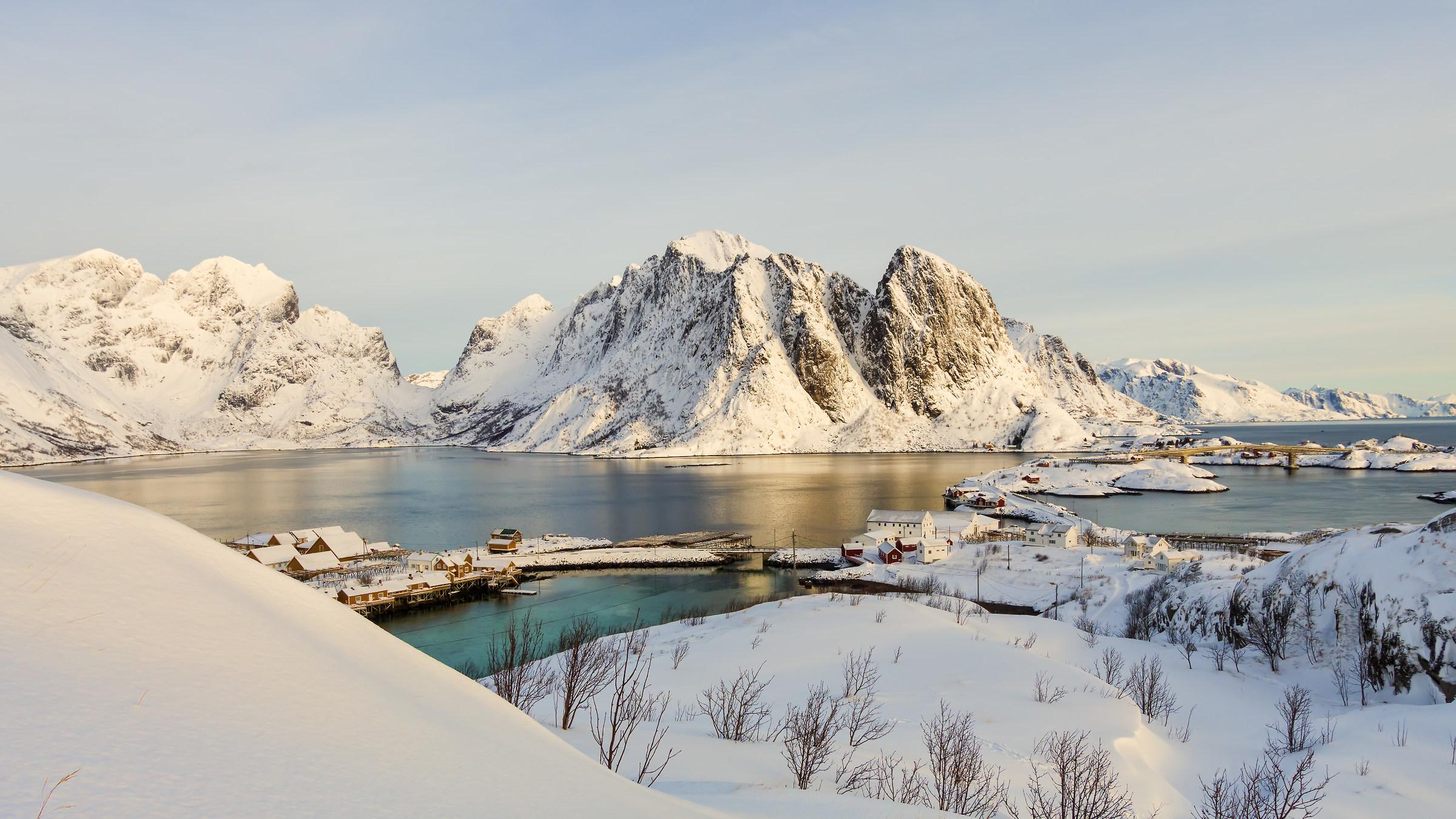 Isole Lofoten 2016...