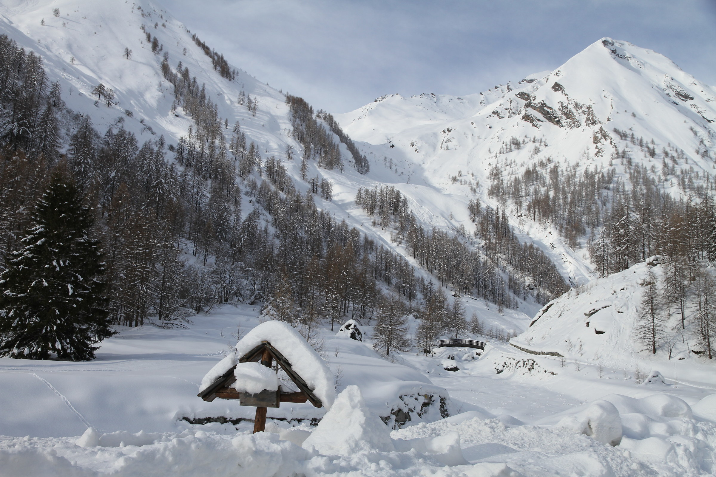spirituality on the Alps .....