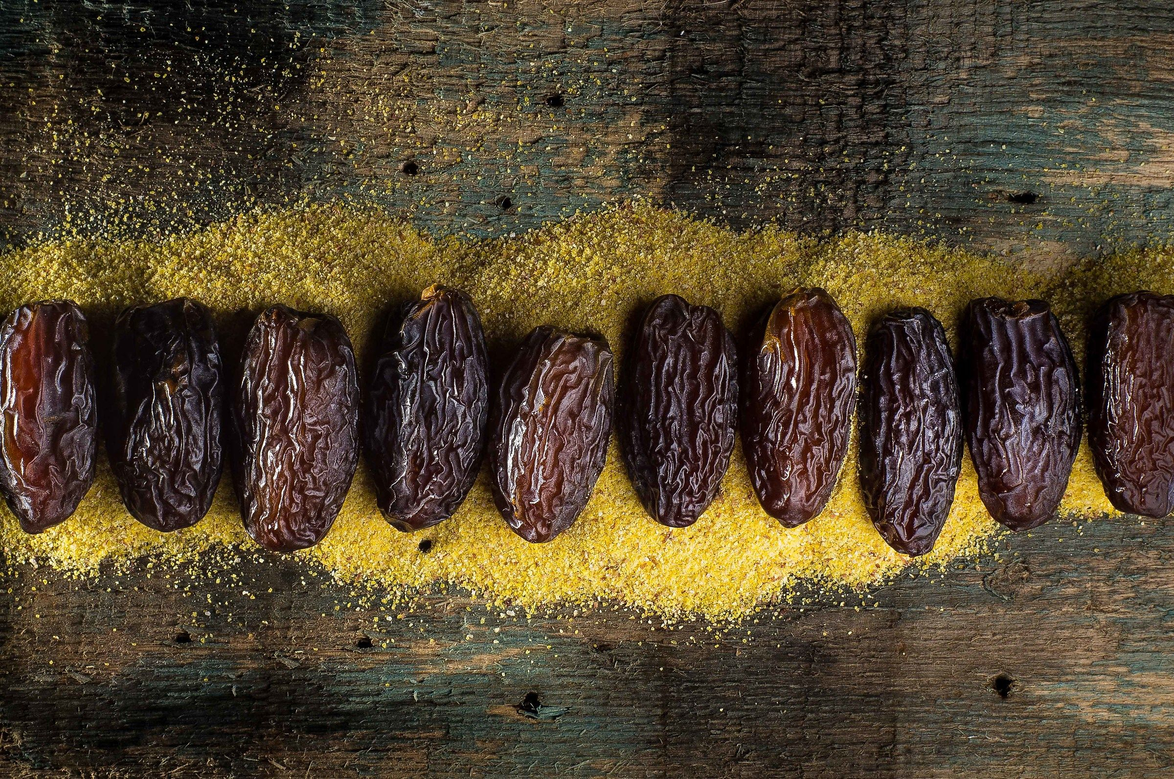 Medjoul dates...