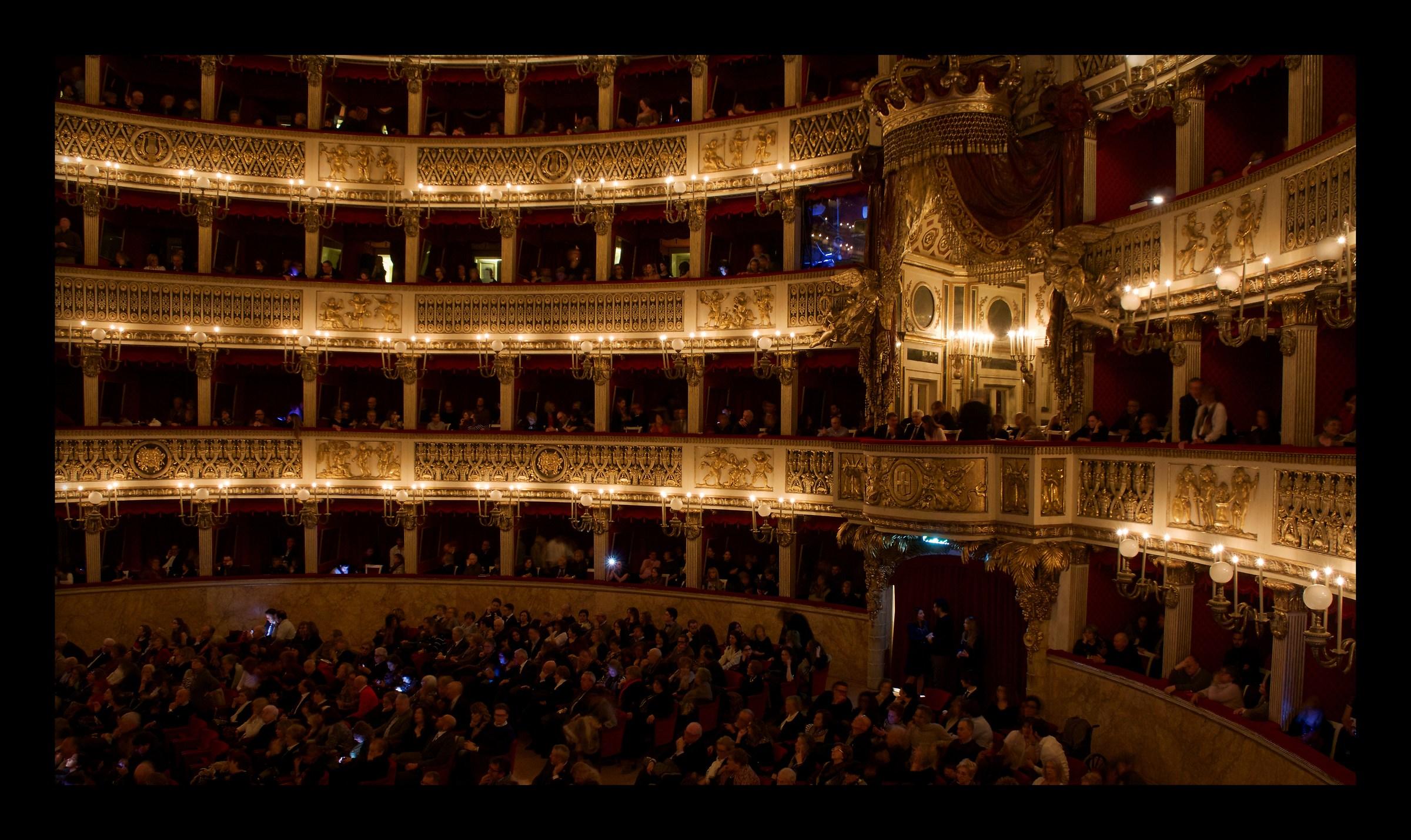 San Carlo Theater...