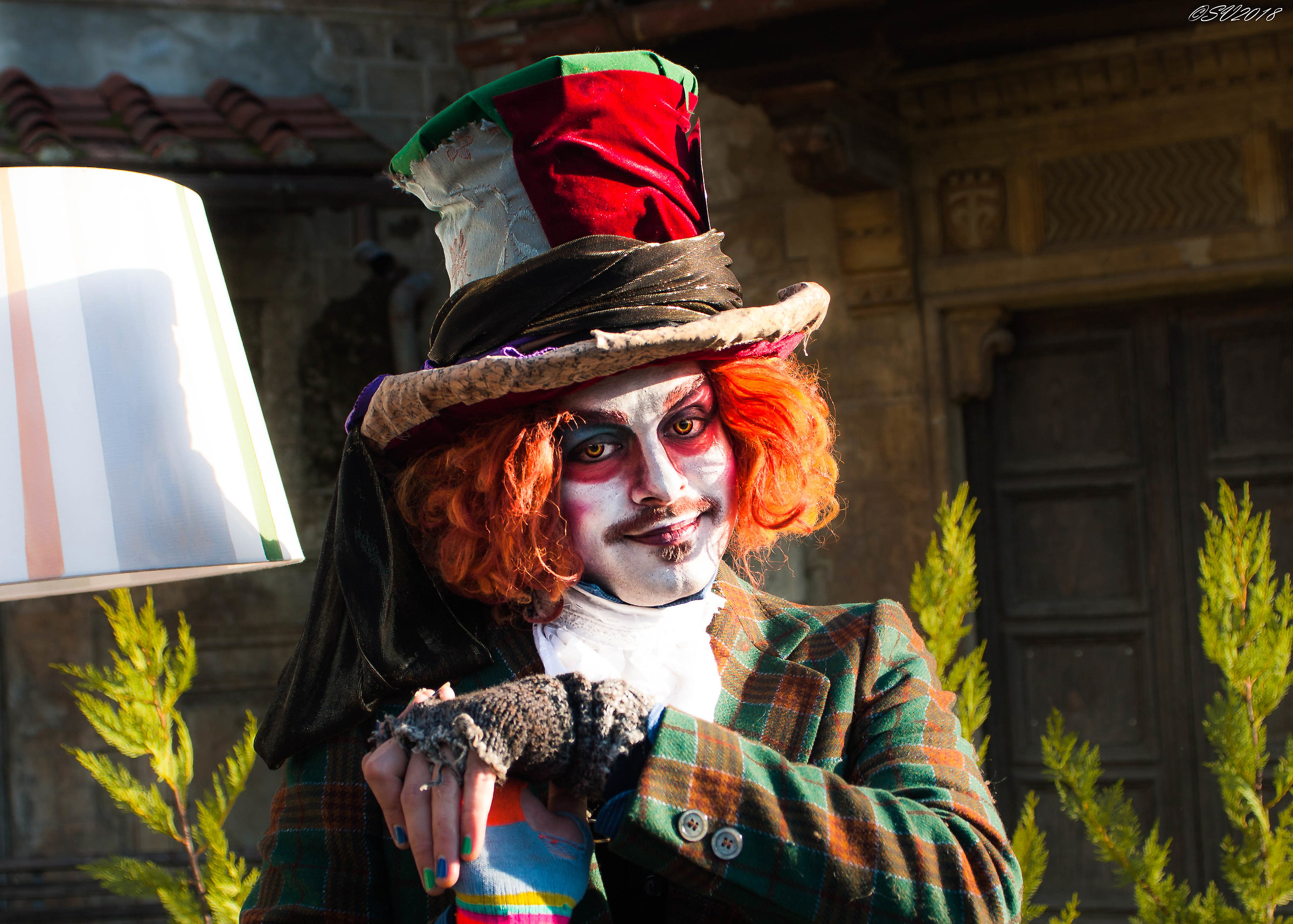 The mad hatter 2...