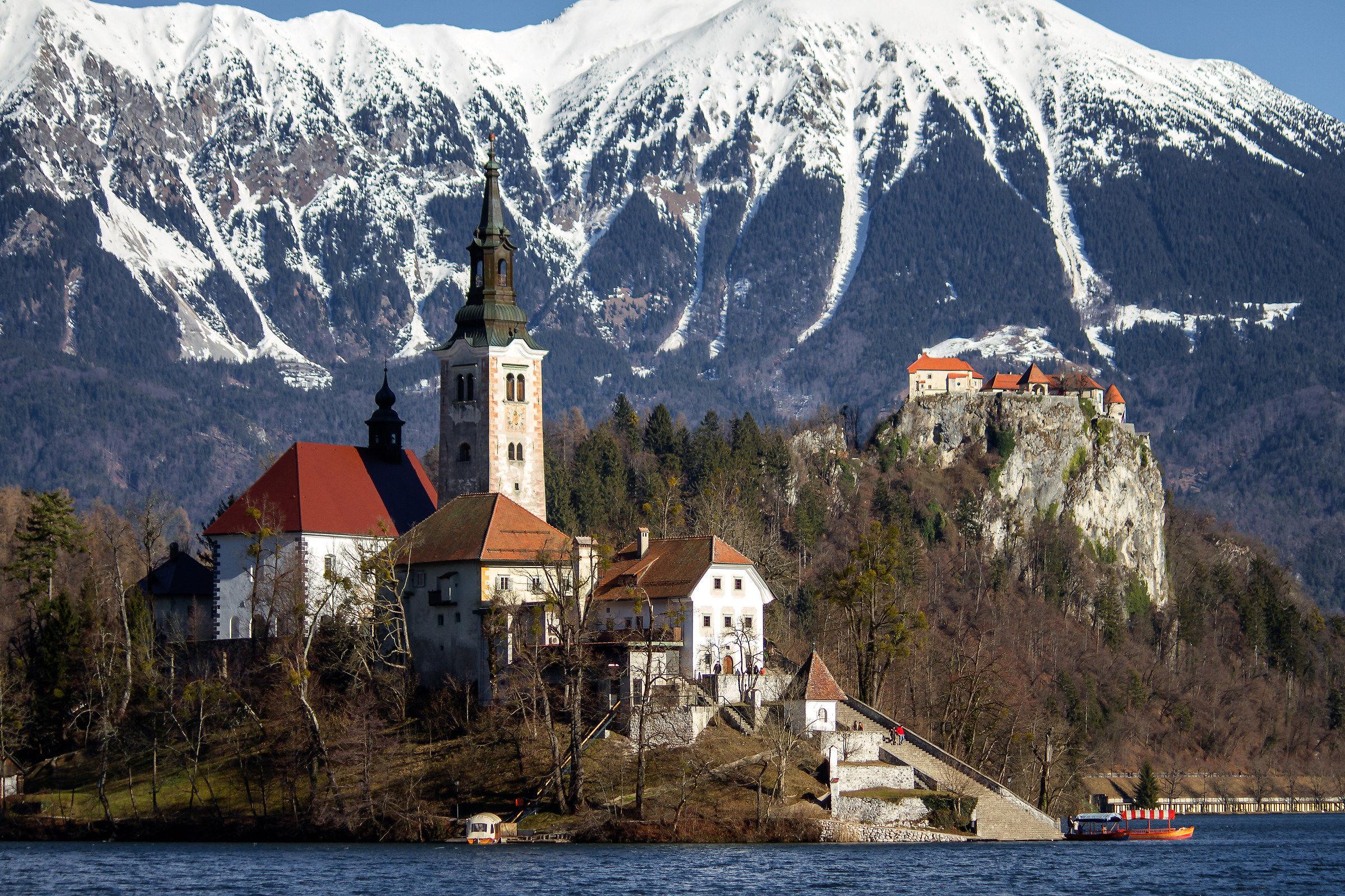 Sunday in Bled I...