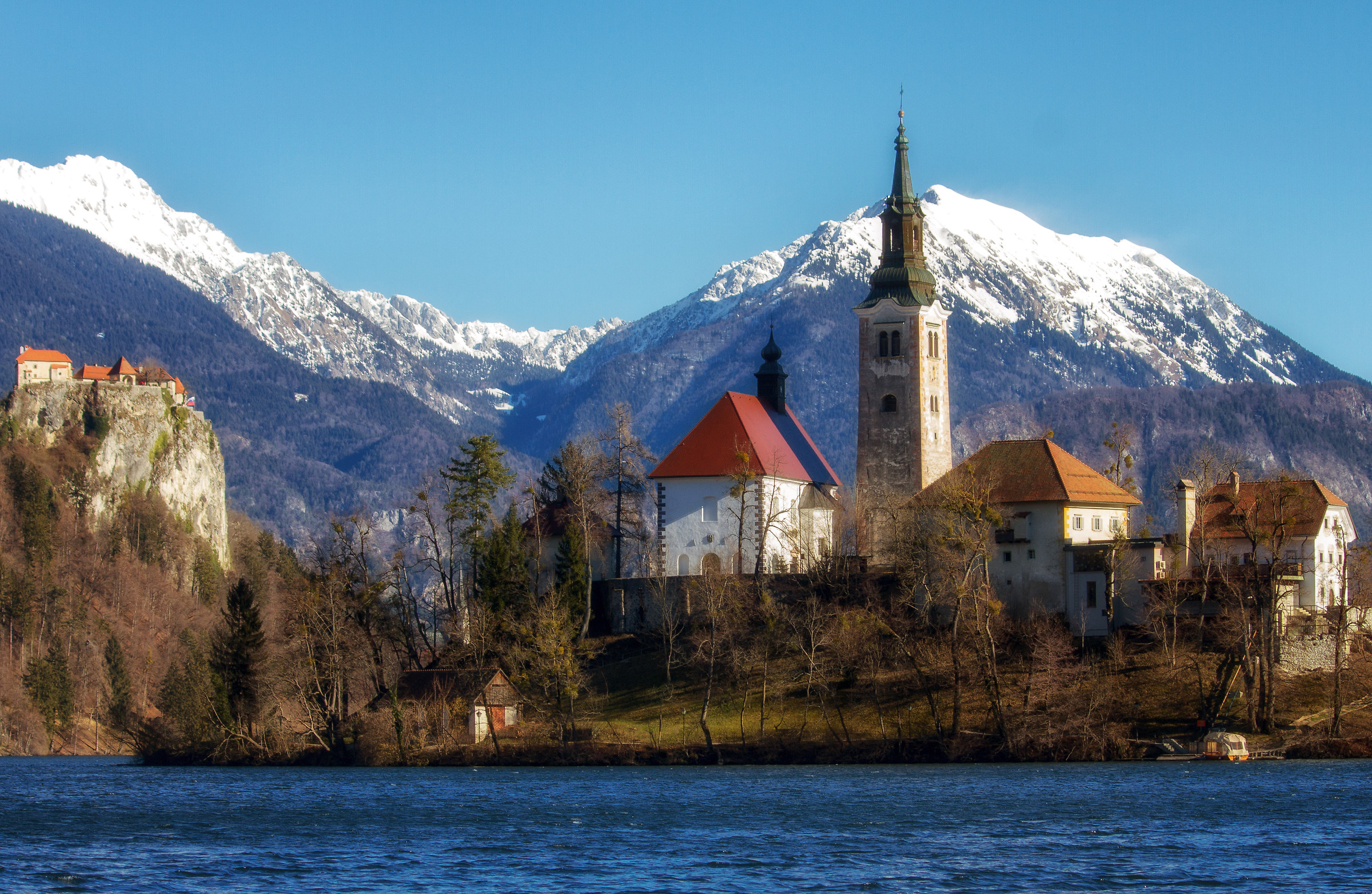 Sunday in Bled II...